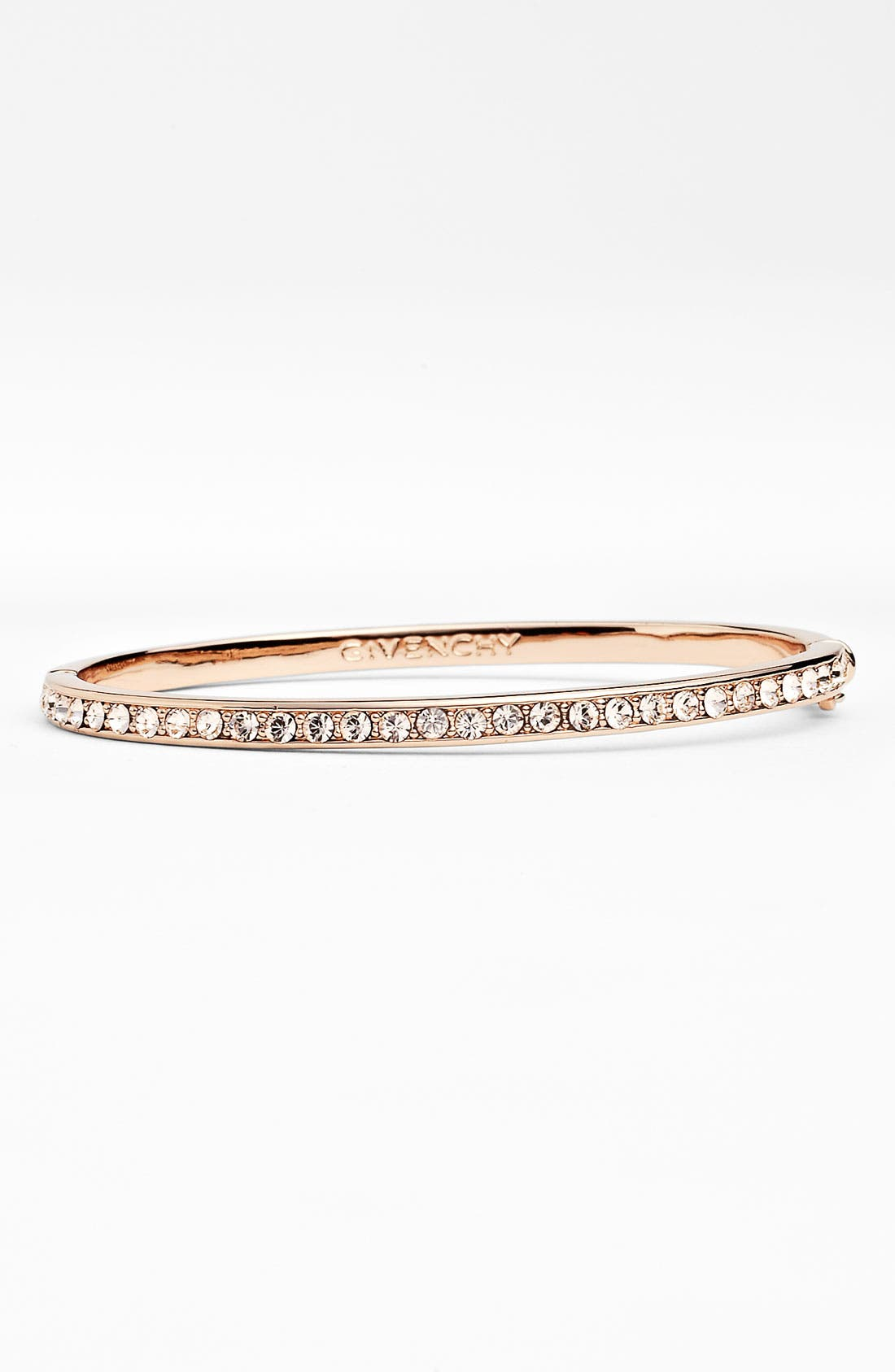 Alternate Image 1 Selected - Givenchy Thin Pavé Bangle