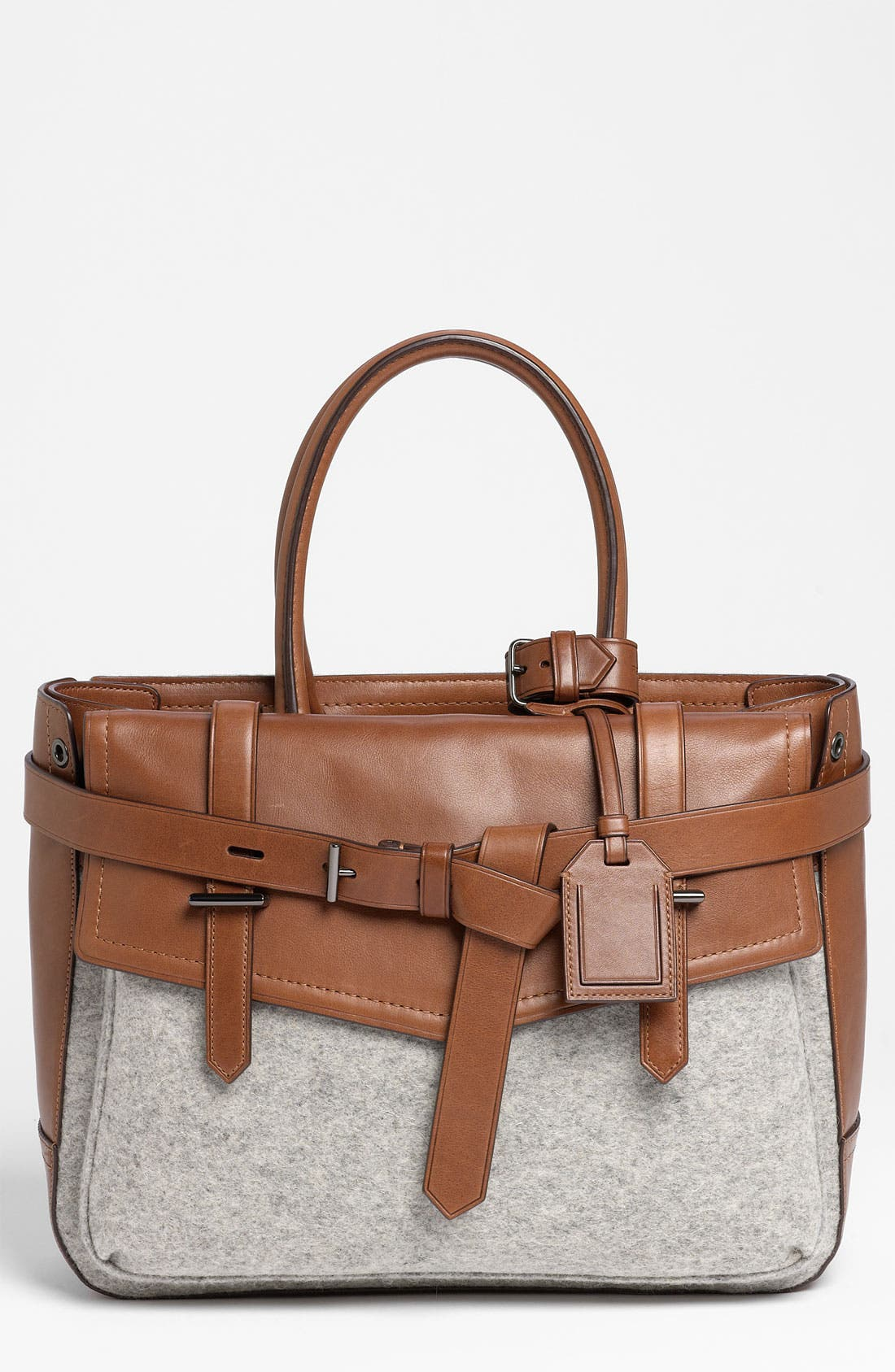 Main Image - Reed Krakoff 'Boxer' Leather Satchel