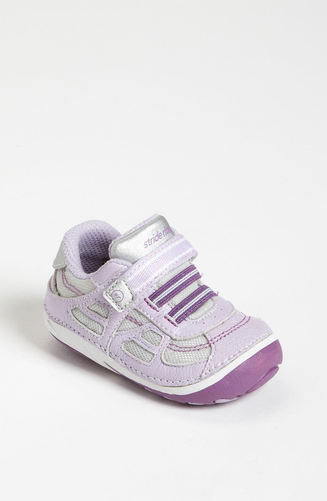 Alternate Image 1 Selected - Stride Rite 'Tinka' Sneaker (Baby & Walker)