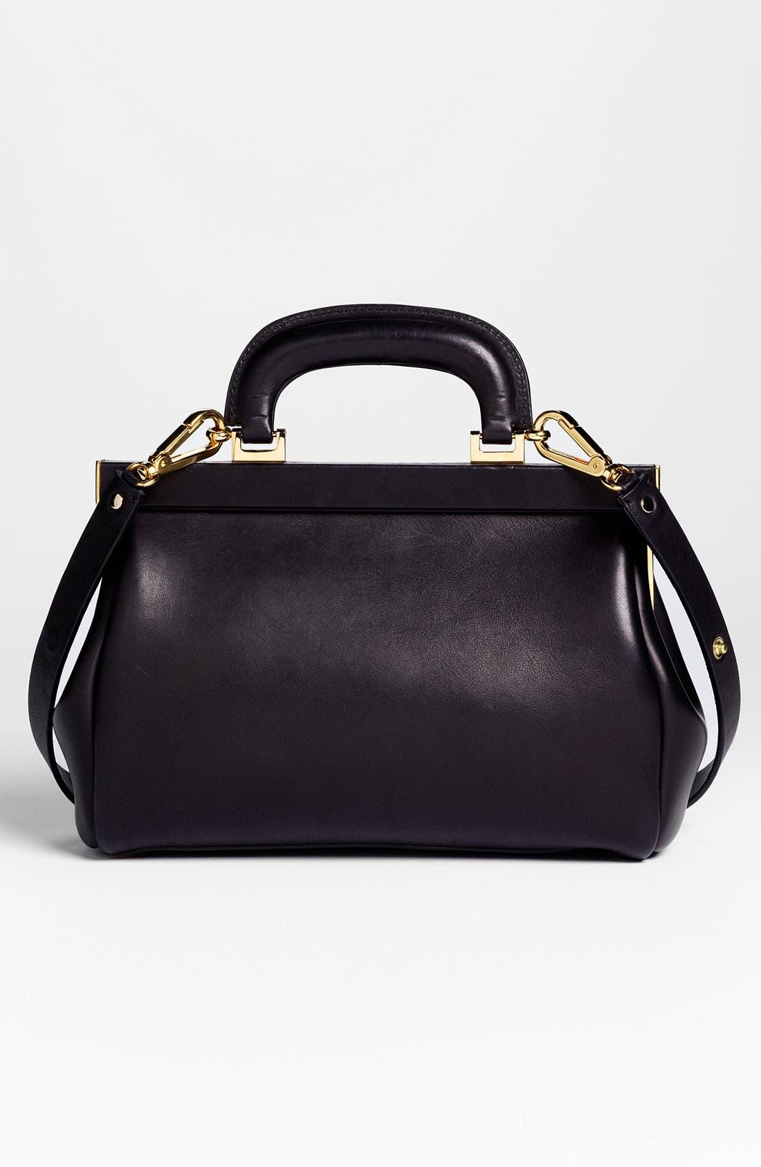 Alternate Image 4  - Marni 'Mini' Leather Frame Bag