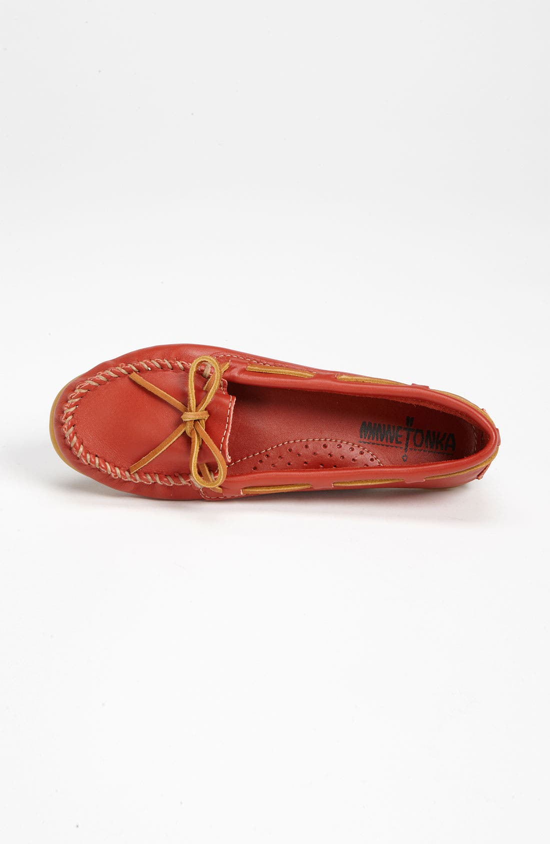 Alternate Image 3  - Minnetonka Smooth Moccasin (Online Only)