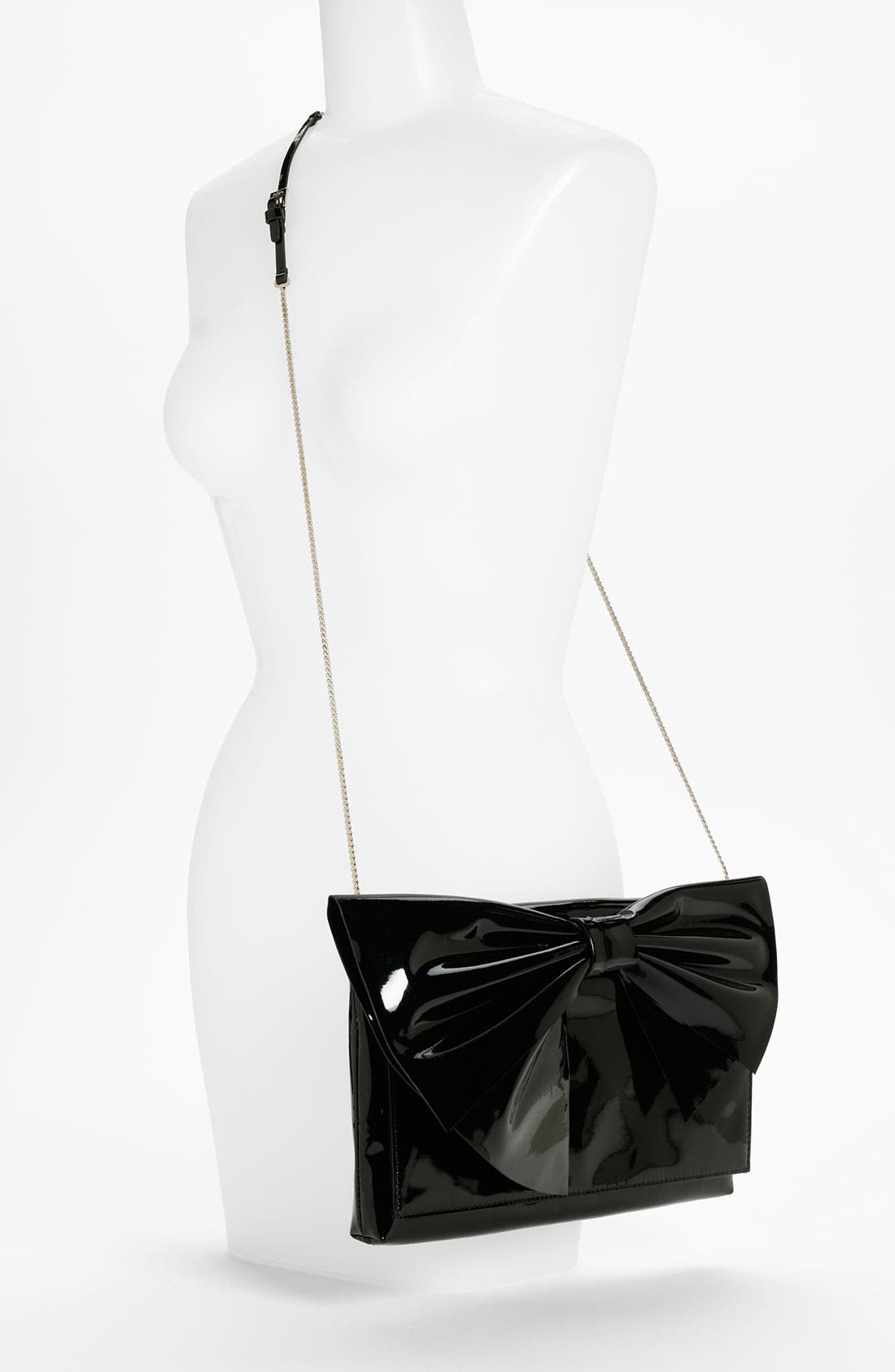 Alternate Image 5  - Valentino 'Lacca Bow' Clutch