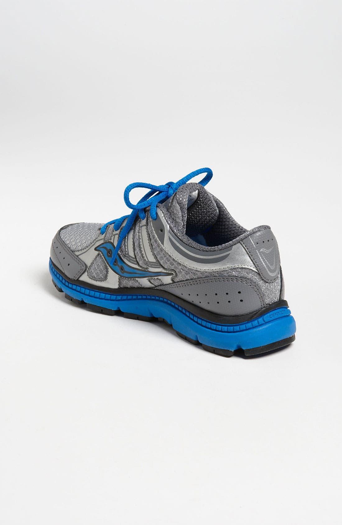 Alternate Image 2  - Saucony 'Crossfire' Athletic Shoe (Toddler, Little Kid & Big Kid)
