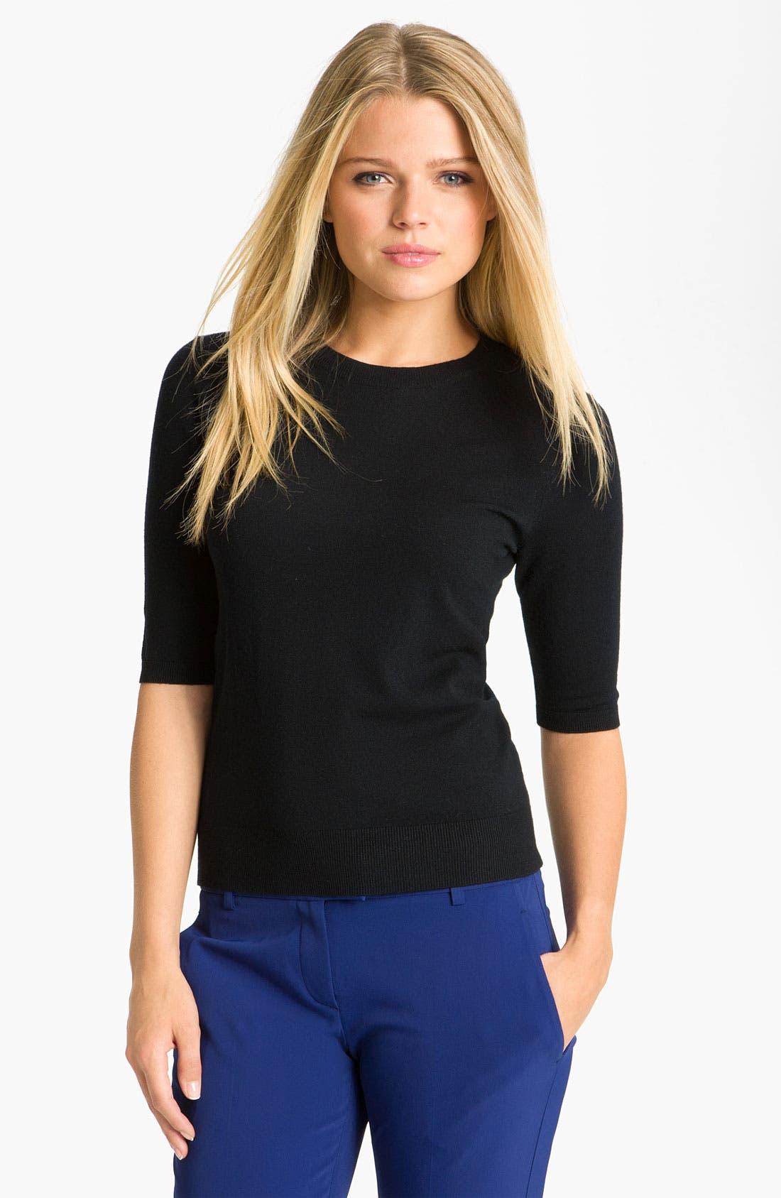 Main Image - Theory 'Symon - Evian' Stretch Wool Sweater