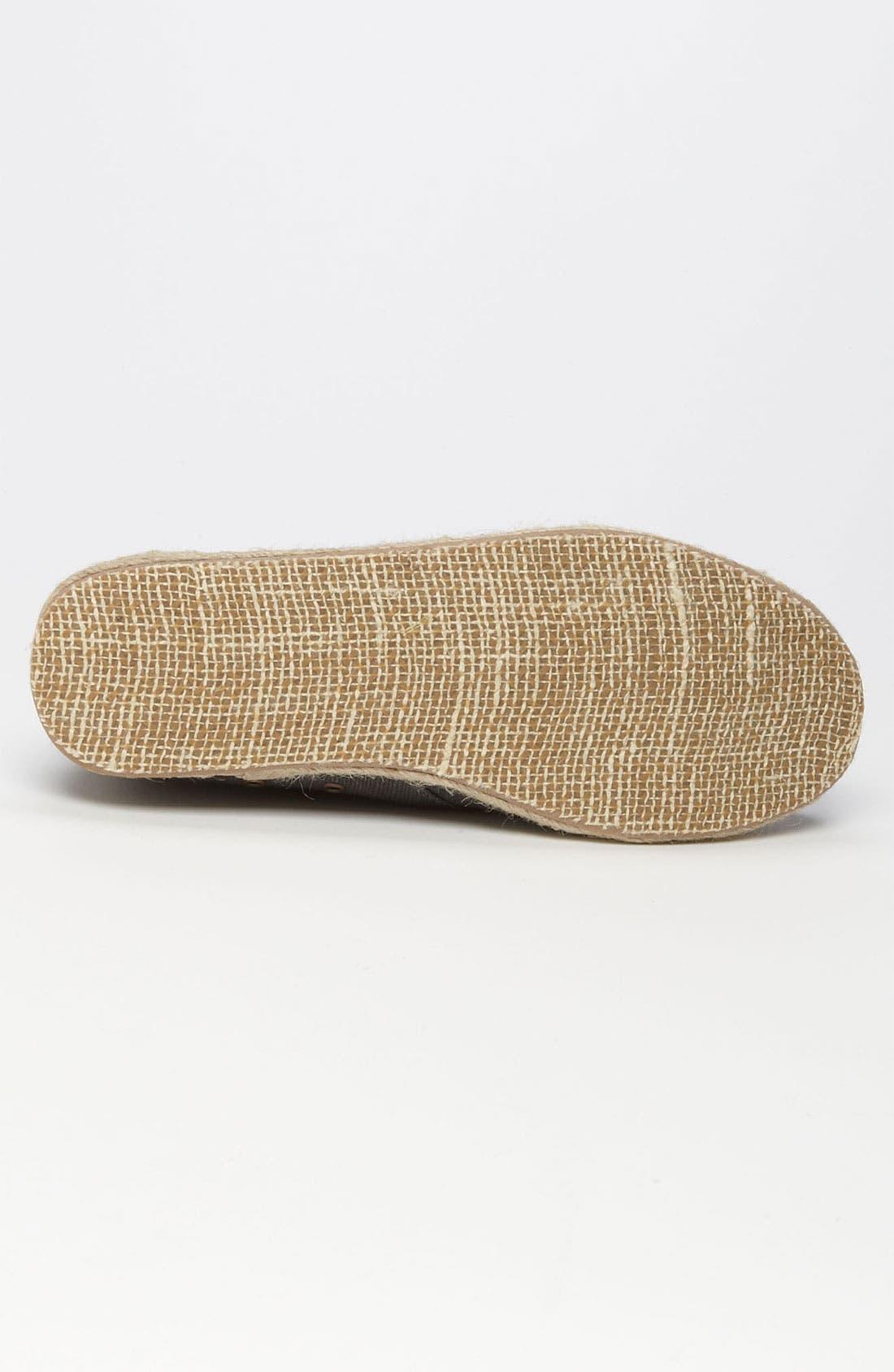Alternate Image 4  - TOMS 'Botas - Desert' Burlap Chukka Boot (Men)