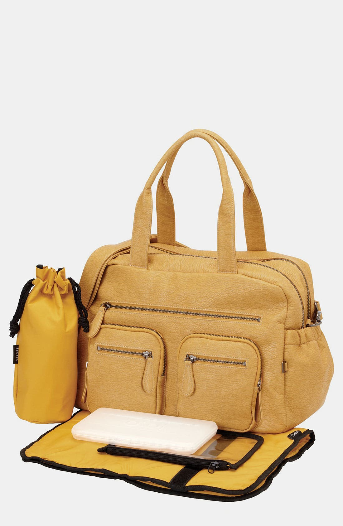 OiOi Carryall Diaper Bag