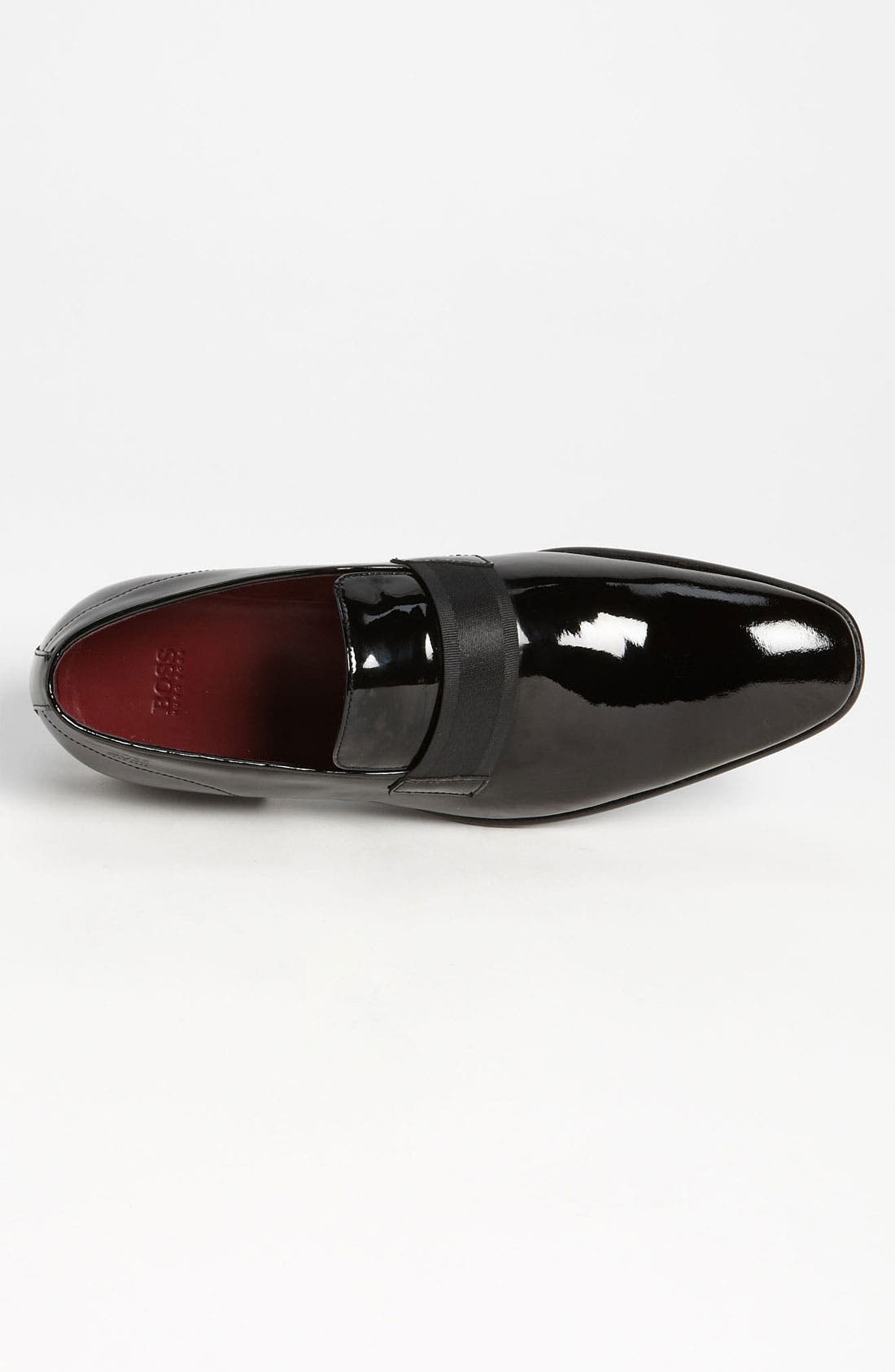 Alternate Image 3  - BOSS 'Mellion' Patent Loafer (Men)
