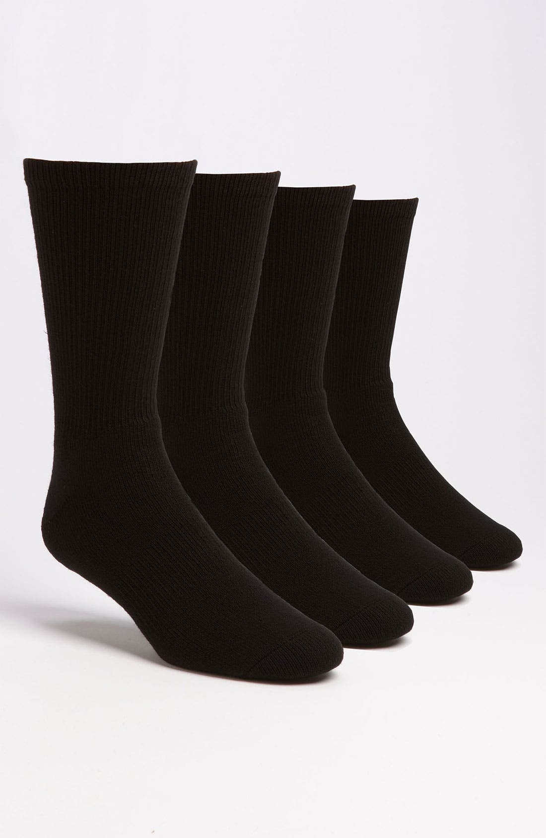 Alternate Image 1 Selected - Nordstrom Men's Shop Crew Socks (4-Pack)