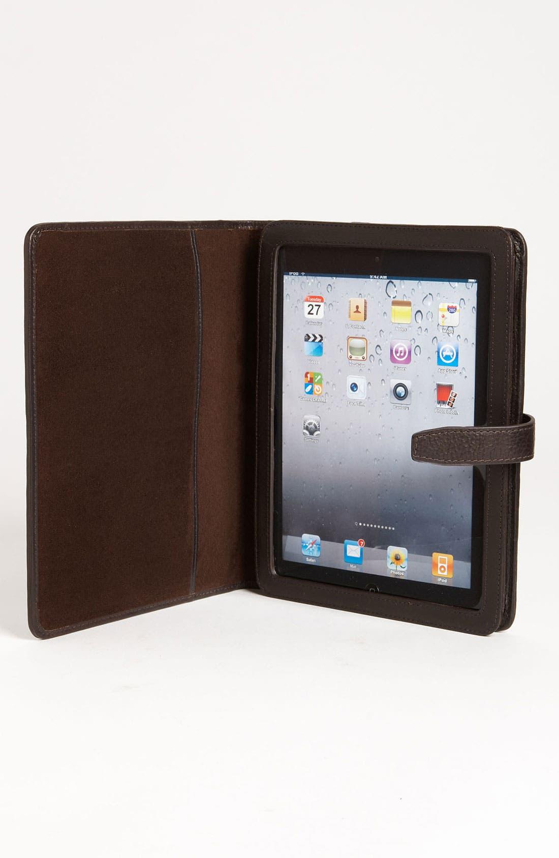 Alternate Image 3  - Fossil 'Estate' Leather Tablet Case