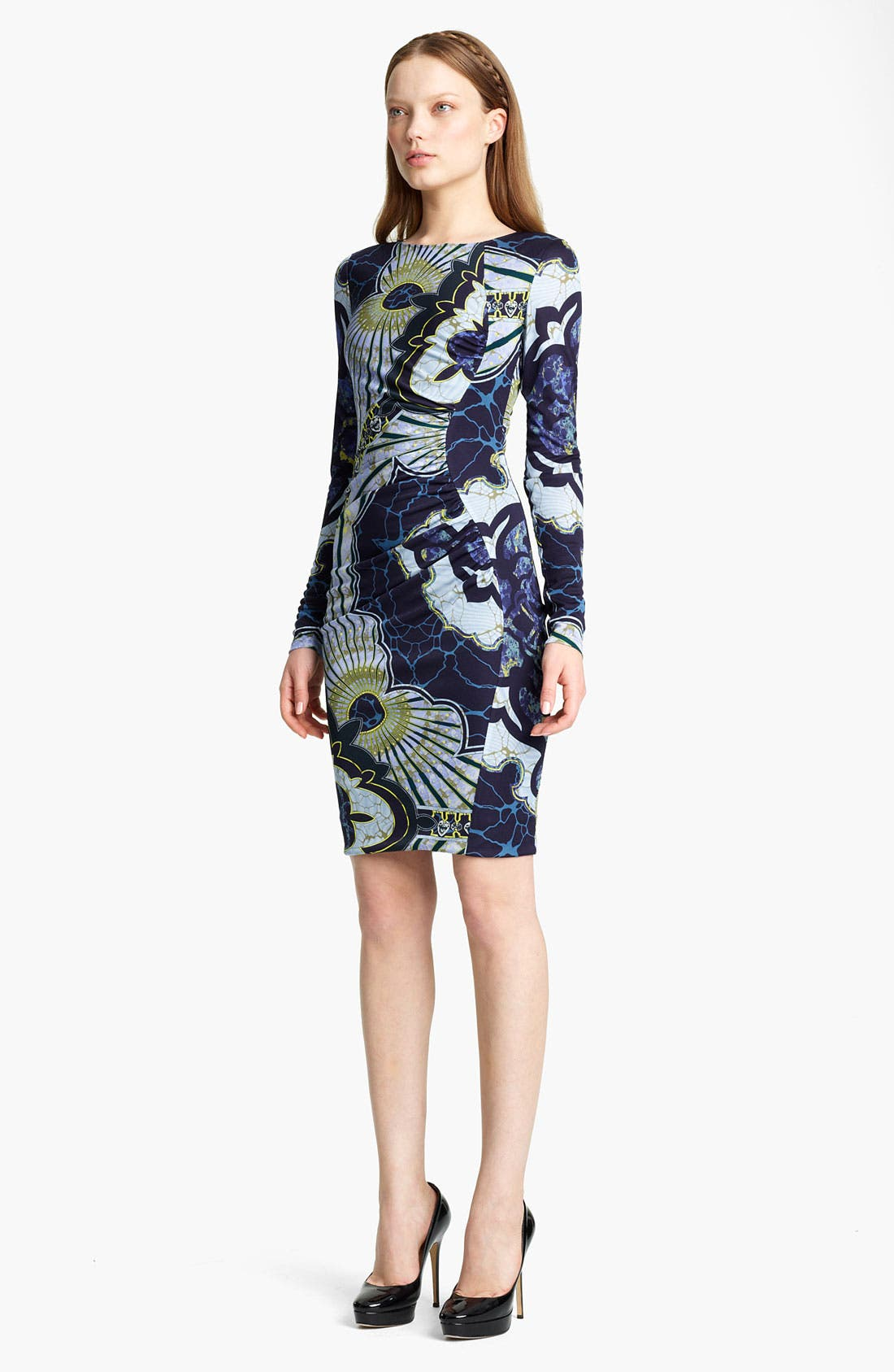 Alternate Image 1 Selected - Emilio Pucci Print Jersey Dress