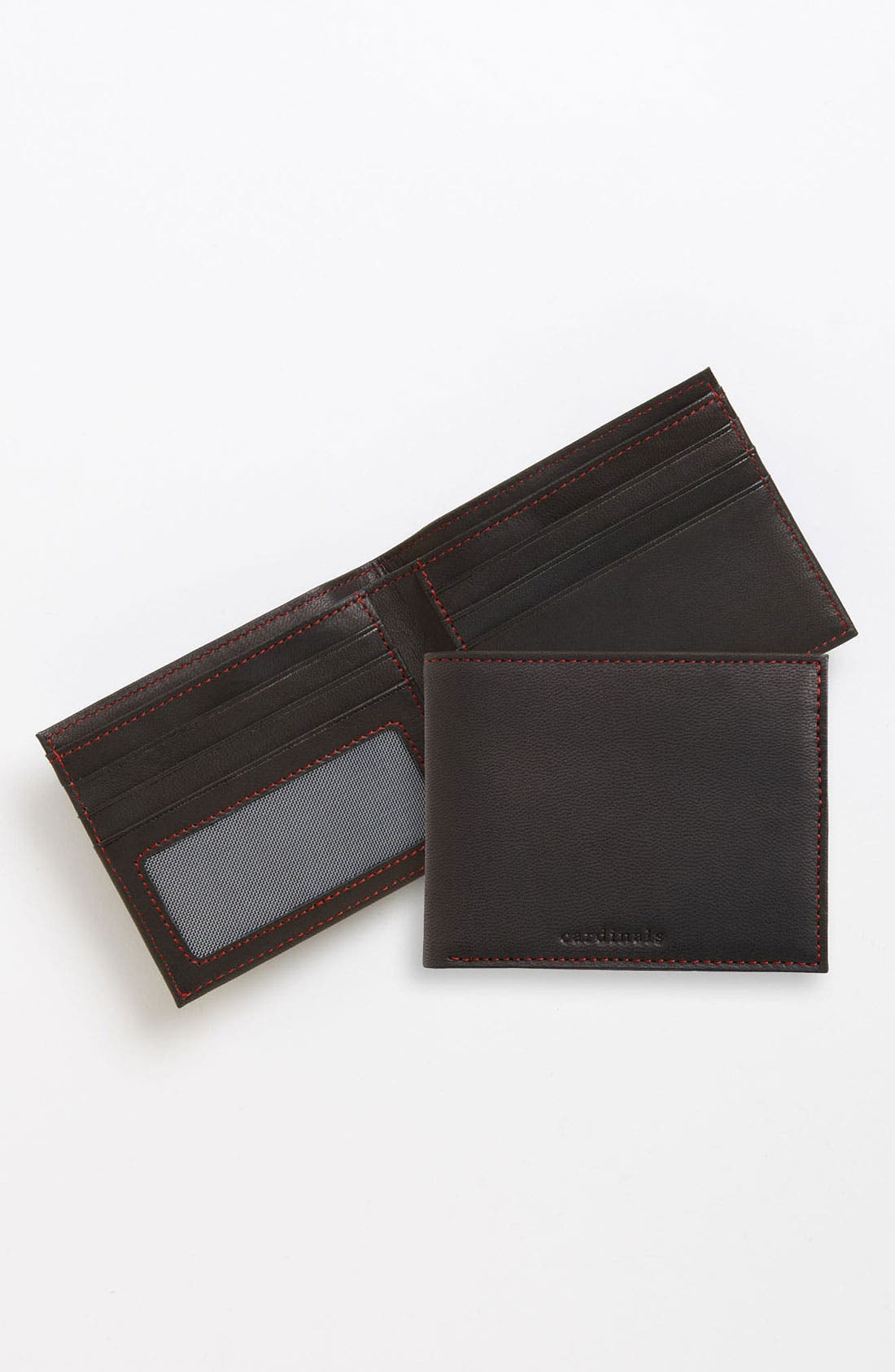 Alternate Image 2  - Tokens & Icons 'St. Louis Cardinals' MLB™ Game-Used-Uniform Wallet