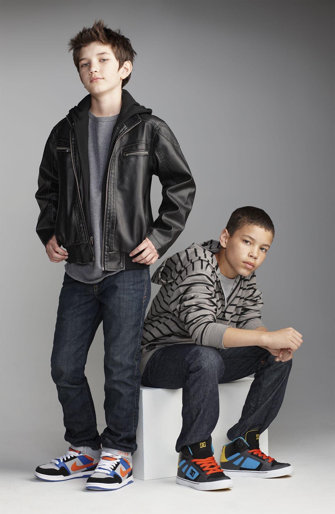 Alternate Image 7  - Nike 6.0 'Mogan Mid 2 Jr.' Sneaker (Little Kid & Big Kid)