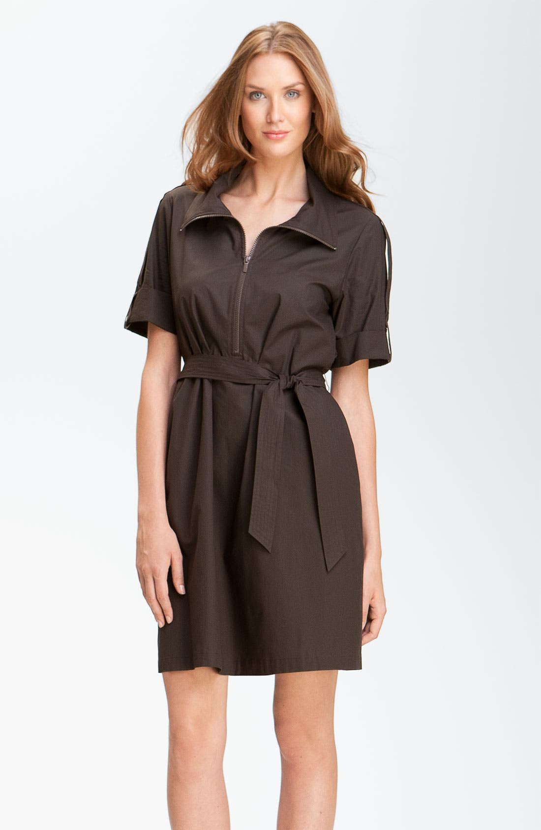 Alternate Image 1 Selected - Lafayette 148 New York Shirtdress