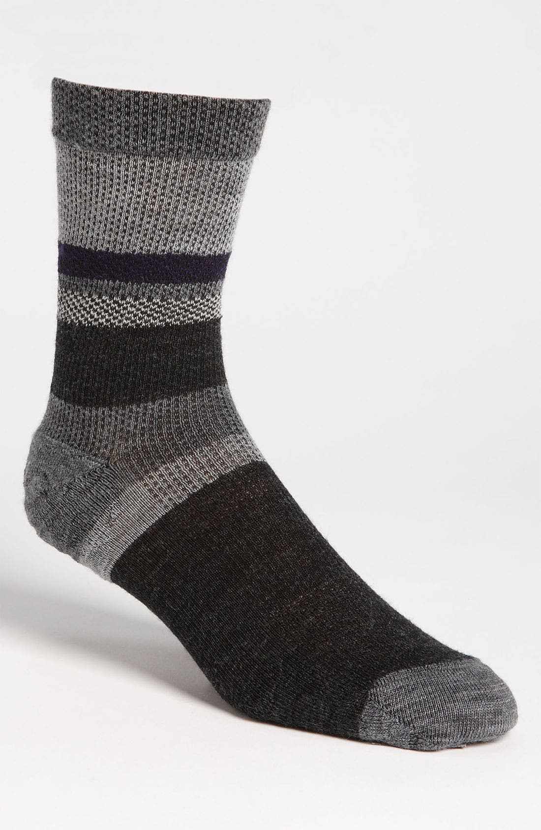 Alternate Image 1 Selected - Smartwool 'Distressed Stripe' Socks