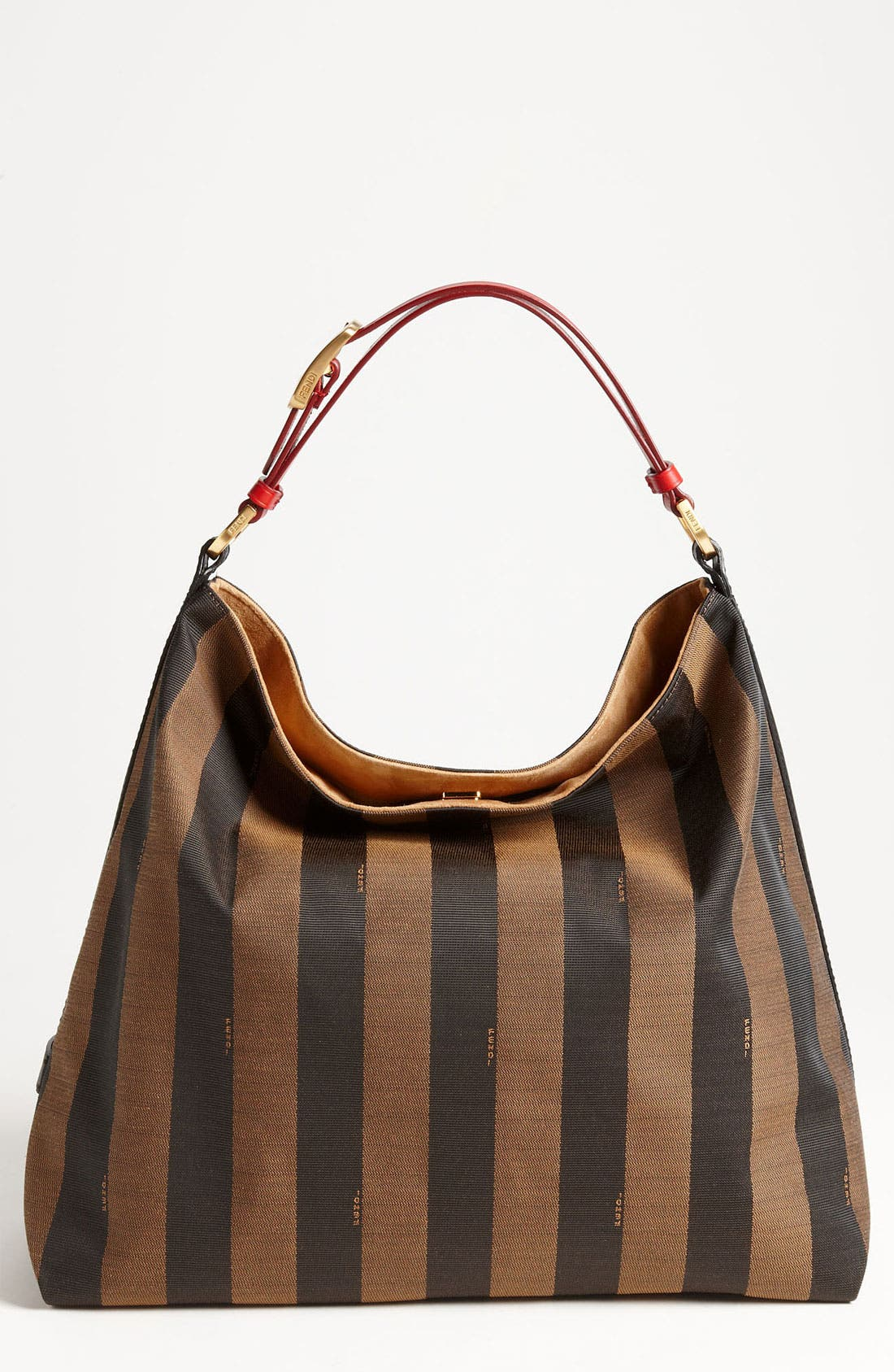 Alternate Image 1 Selected - Fendi 'Pequin' Hobo