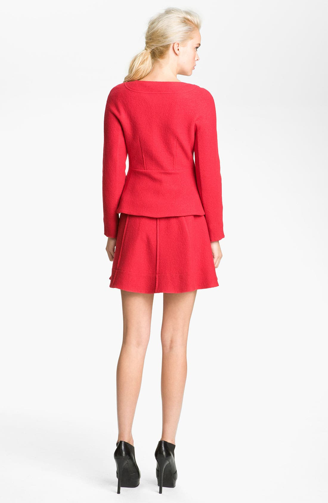 Alternate Image 5  - MARC BY MARC JACOBS 'Blythe' Wool Skirt