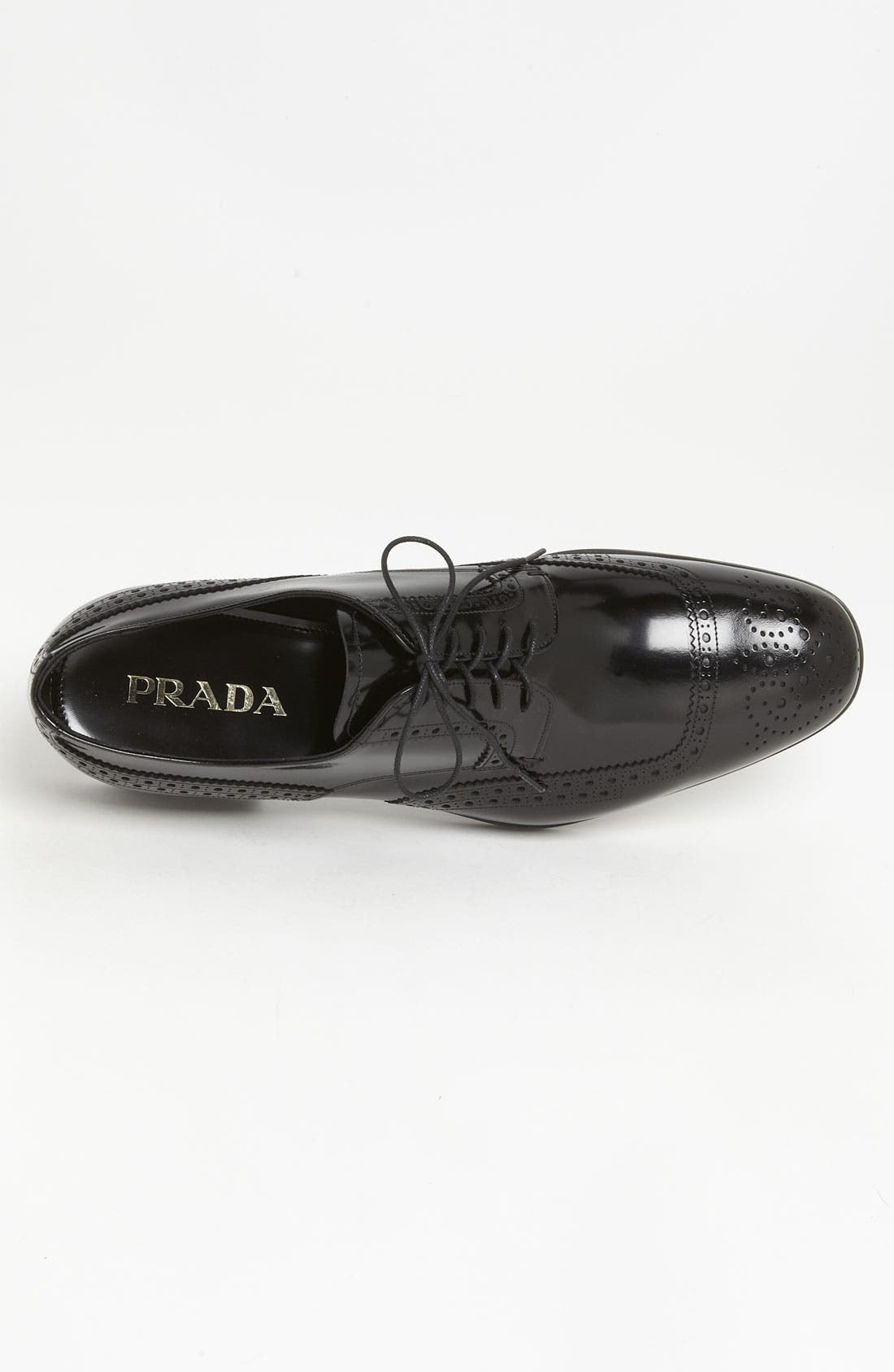 Alternate Image 3  - Prada Wingtip Derby