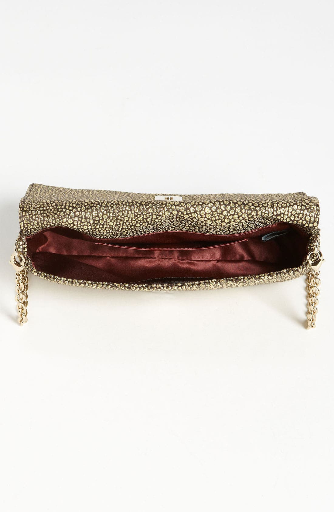 Alternate Image 3  - Fendi 'Mia' Fabric Evening Bag