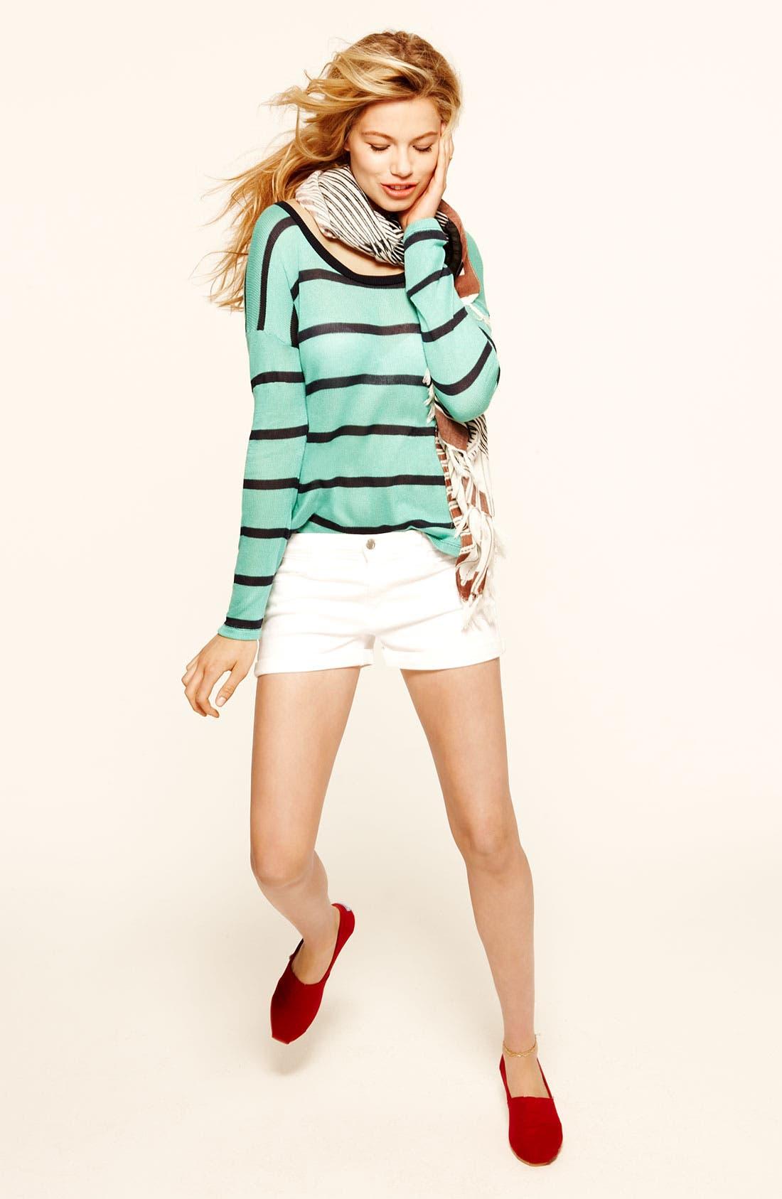 Alternate Image 4  - Splendid 'Harbor Stripe' Sweater