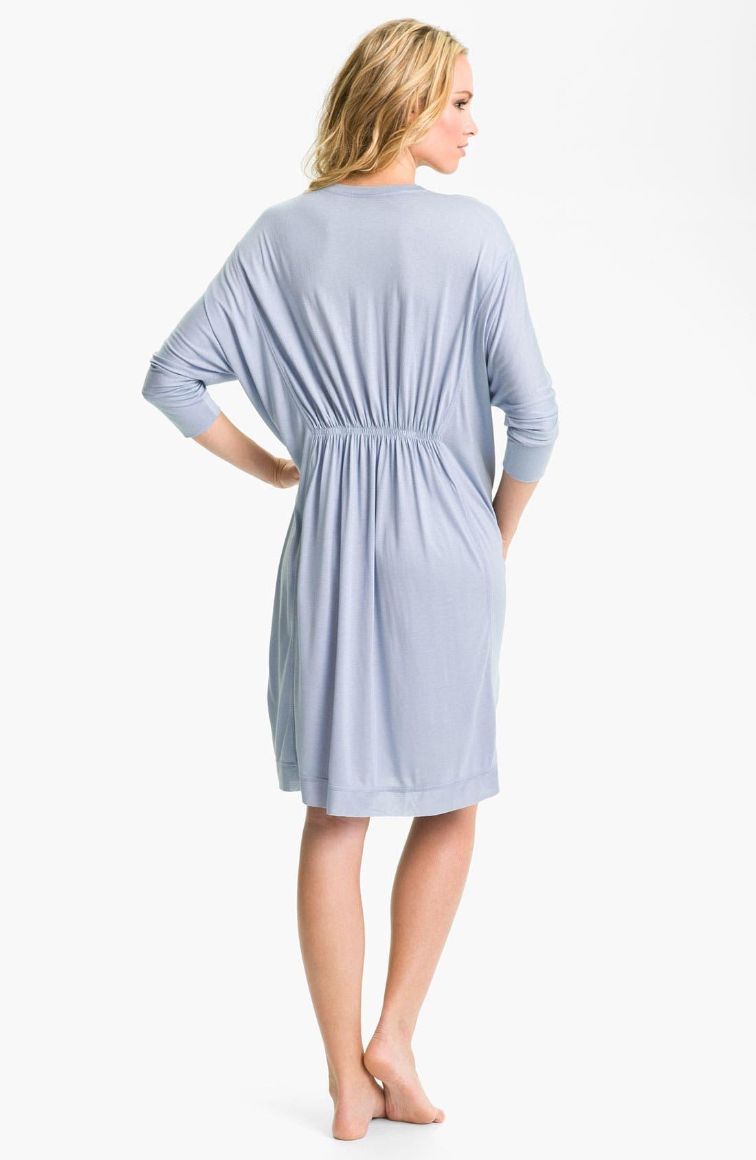 Alternate Image 2  - Donna Karan Dolman Sleep Shirt
