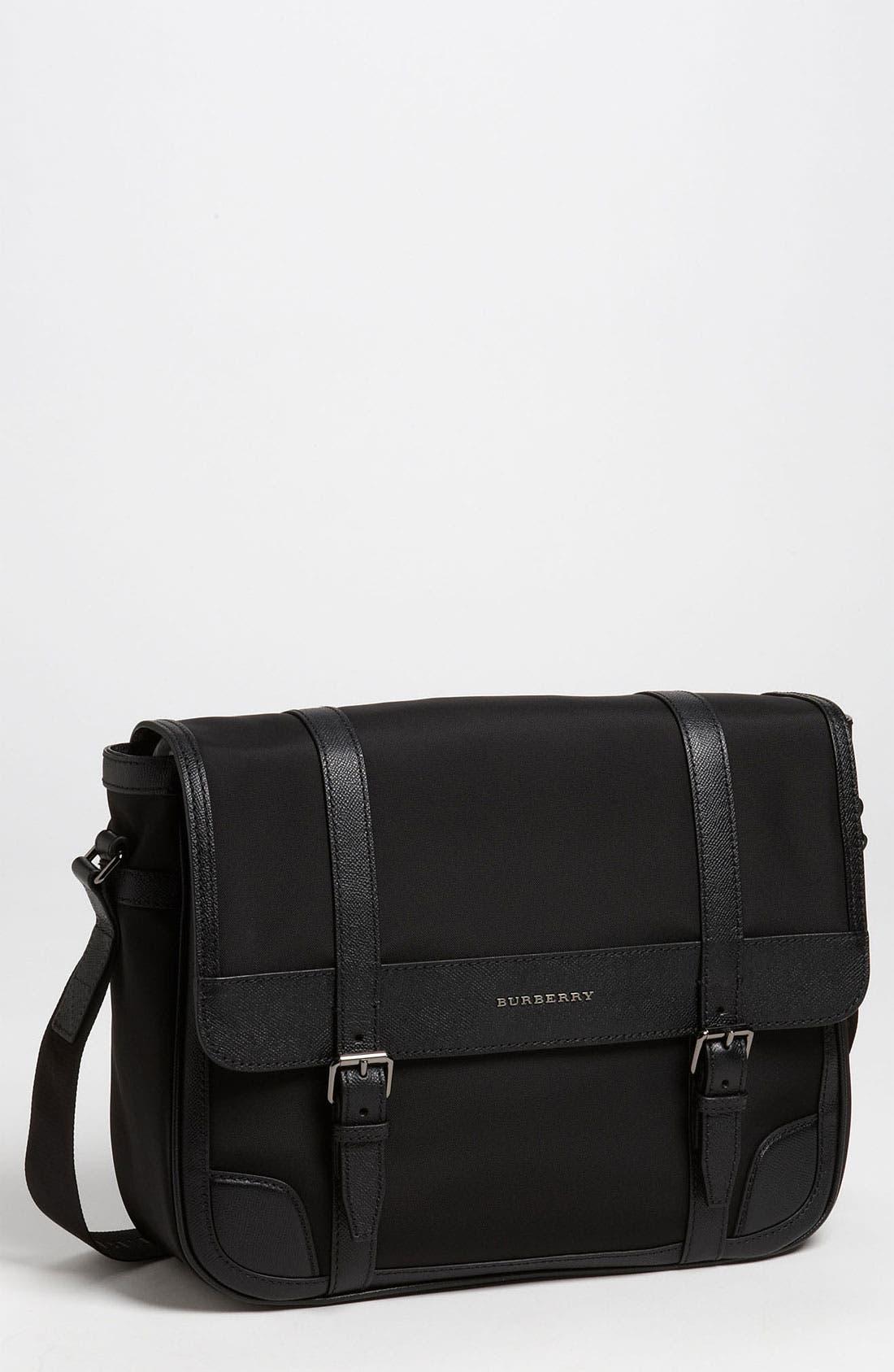 Main Image - Burberry Messenger Bag