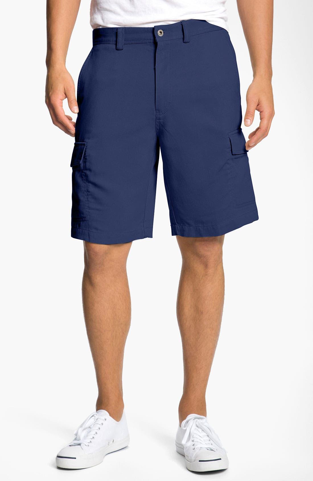 Main Image - Tommy Bahama 'Caribbean Cay' Cargo Shorts