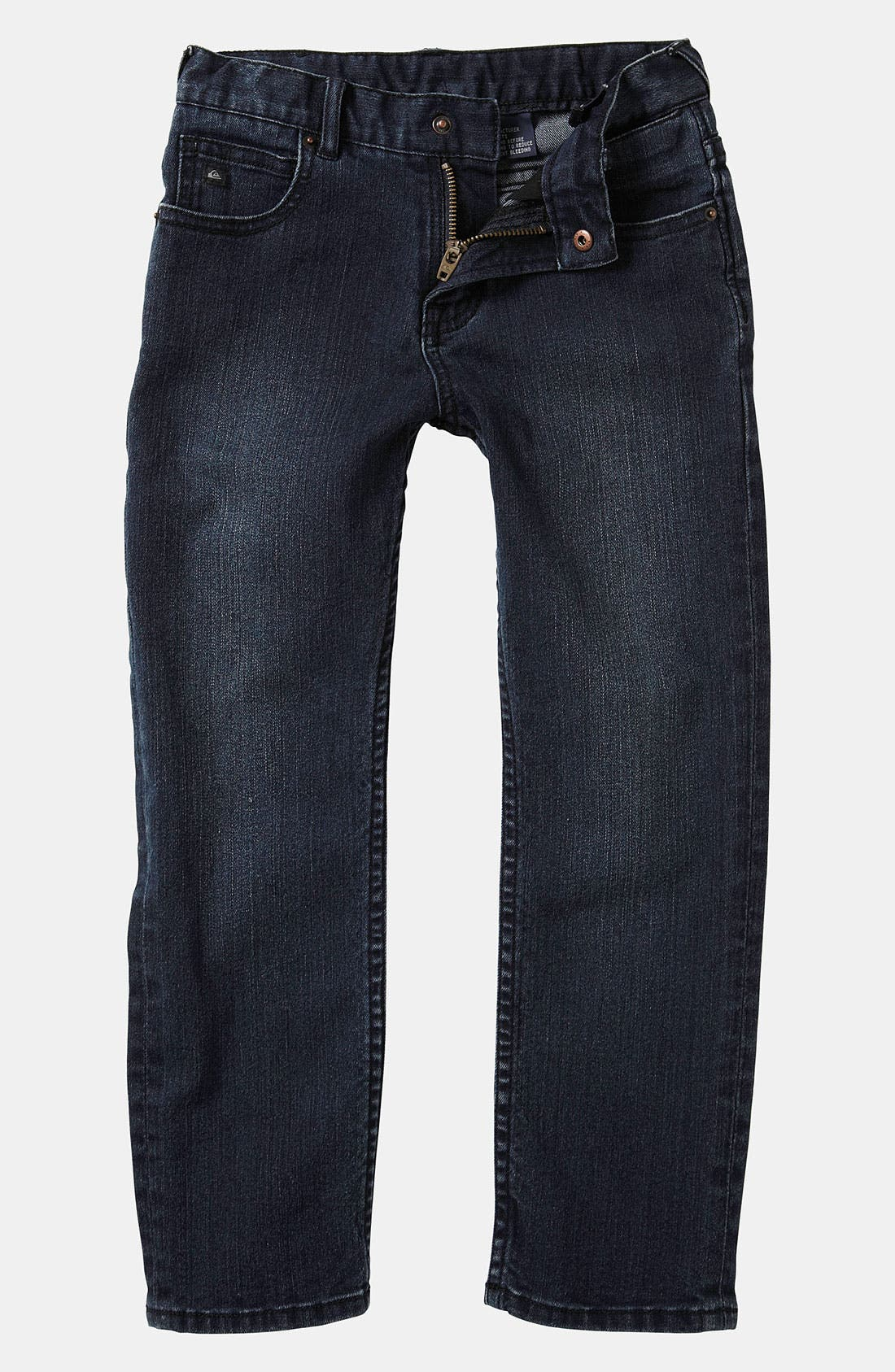 Alternate Image 1 Selected - Quiksilver 'Distortion' Jeans (Infant)