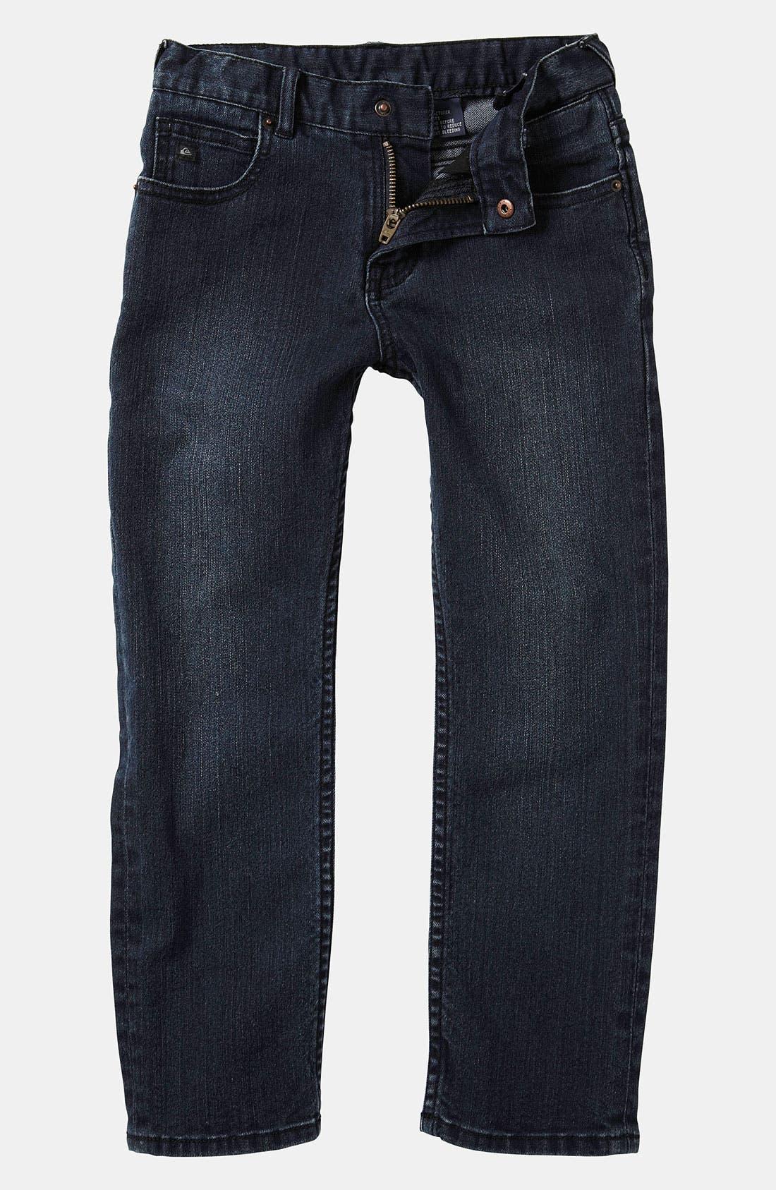 Main Image - Quiksilver 'Distortion' Jeans (Infant)
