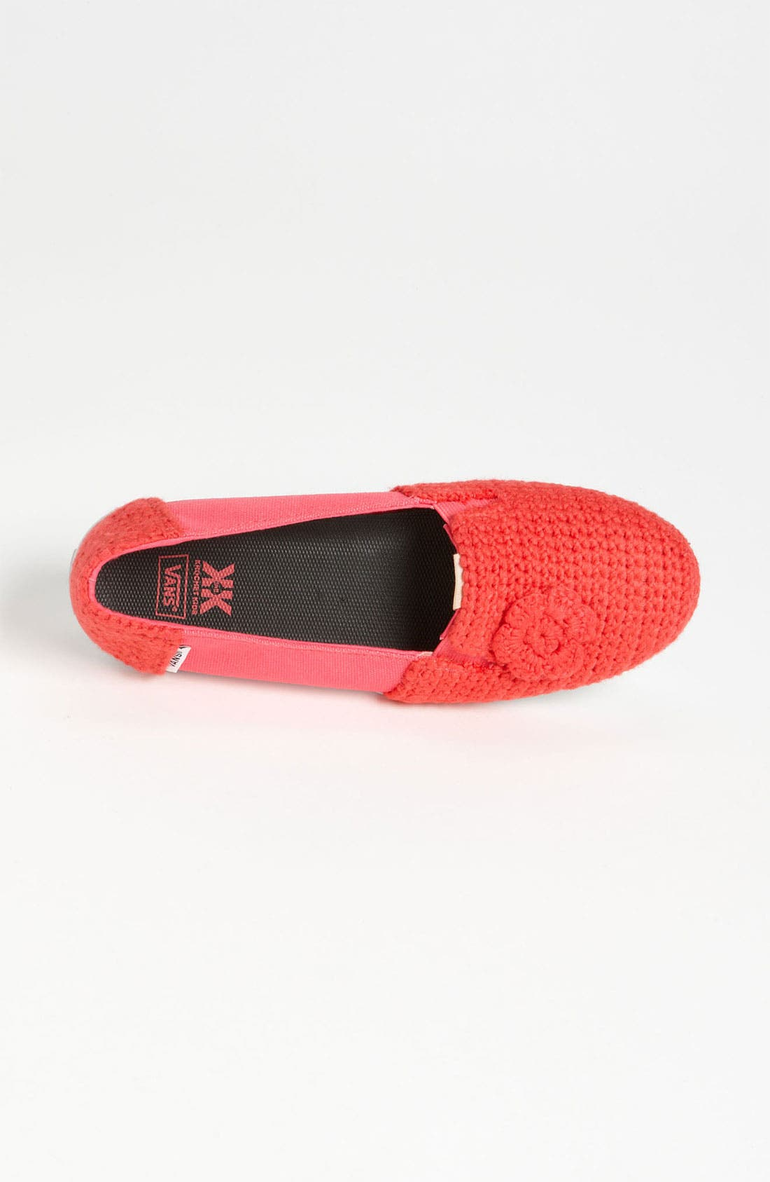 Alternate Image 3  - Vans + Krochet Kids 'Bixie' Crochet Slip-On