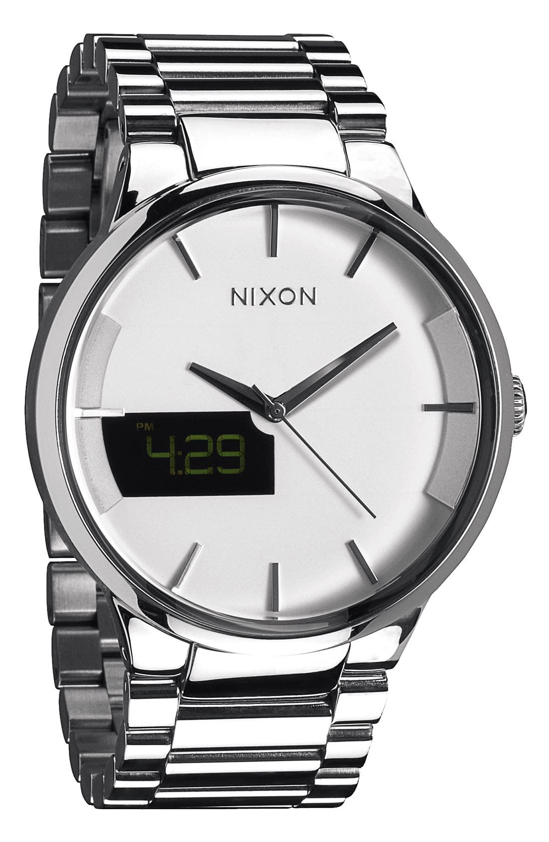 Main Image - Nixon 'The Spencer' Bracelet Watch, 45mm