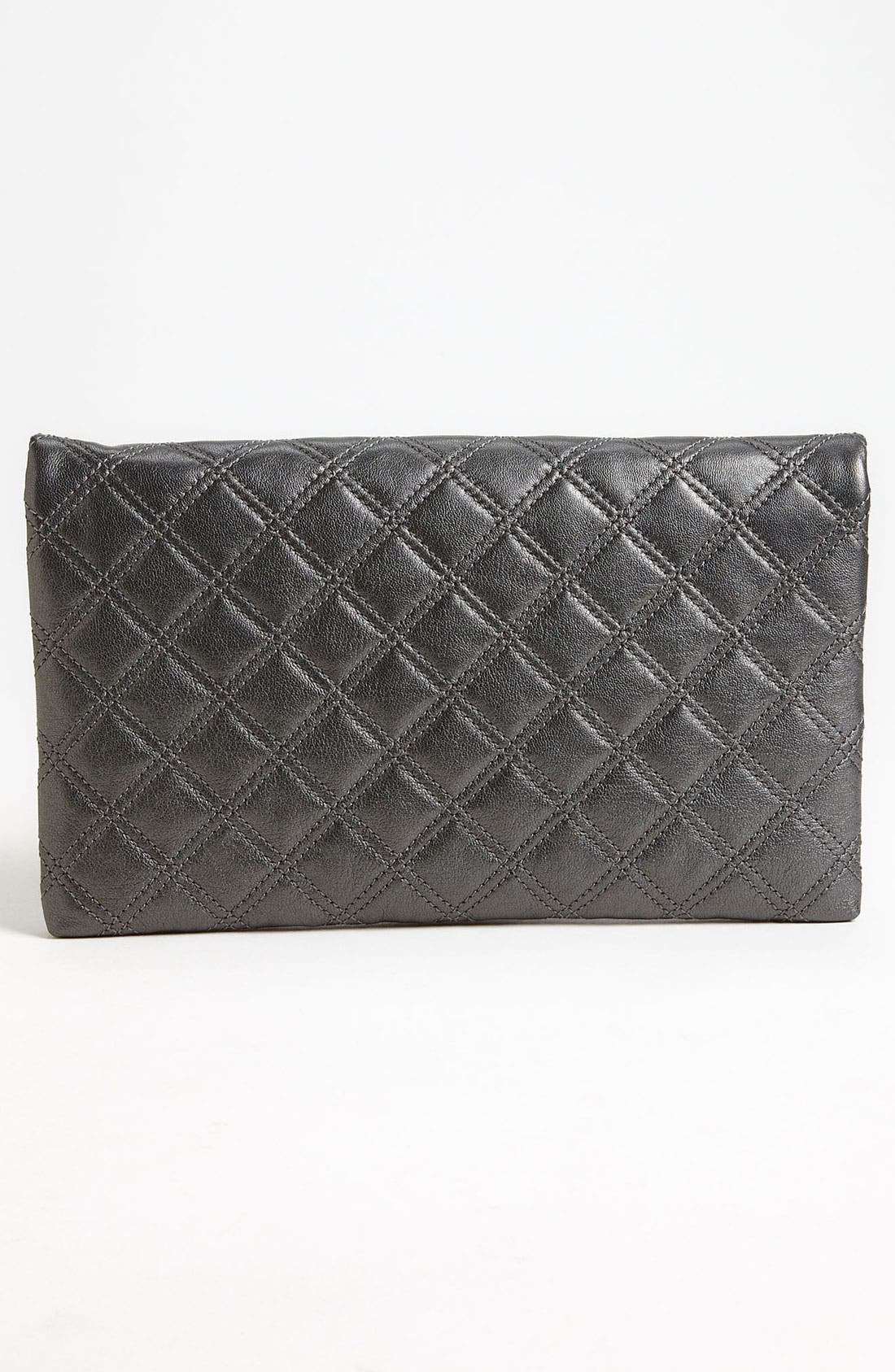 Alternate Image 4  - MARC JACOBS 'Large Eugenie' Quilted Leather Clutch