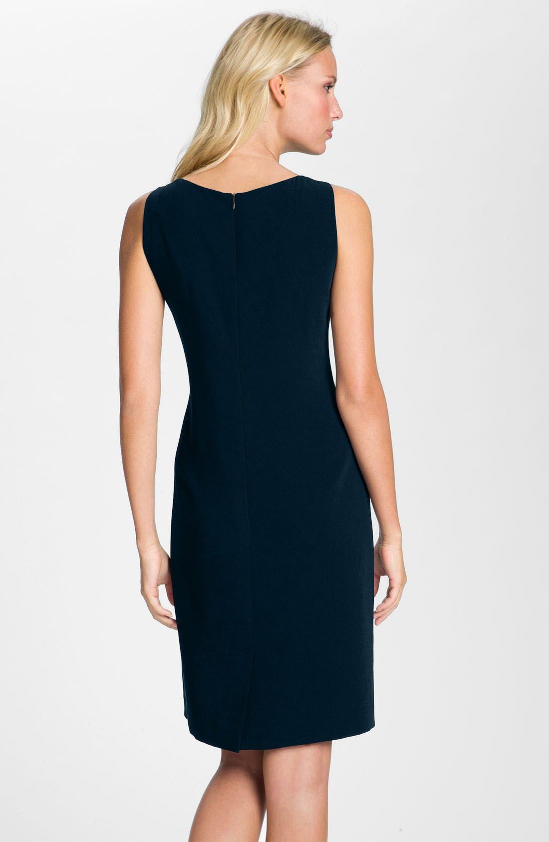 Alternate Image 2  - Louben Sheath Dress