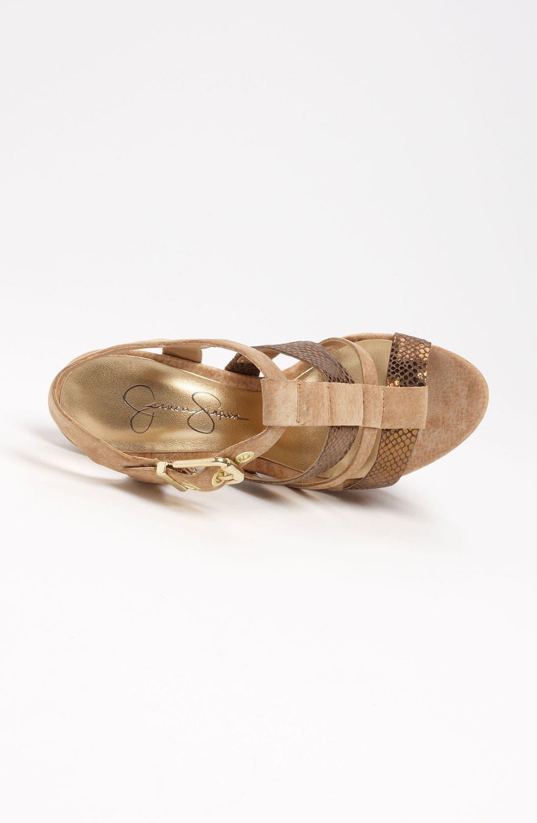Alternate Image 3  - Jessica Simpson 'Cathi' Sandal