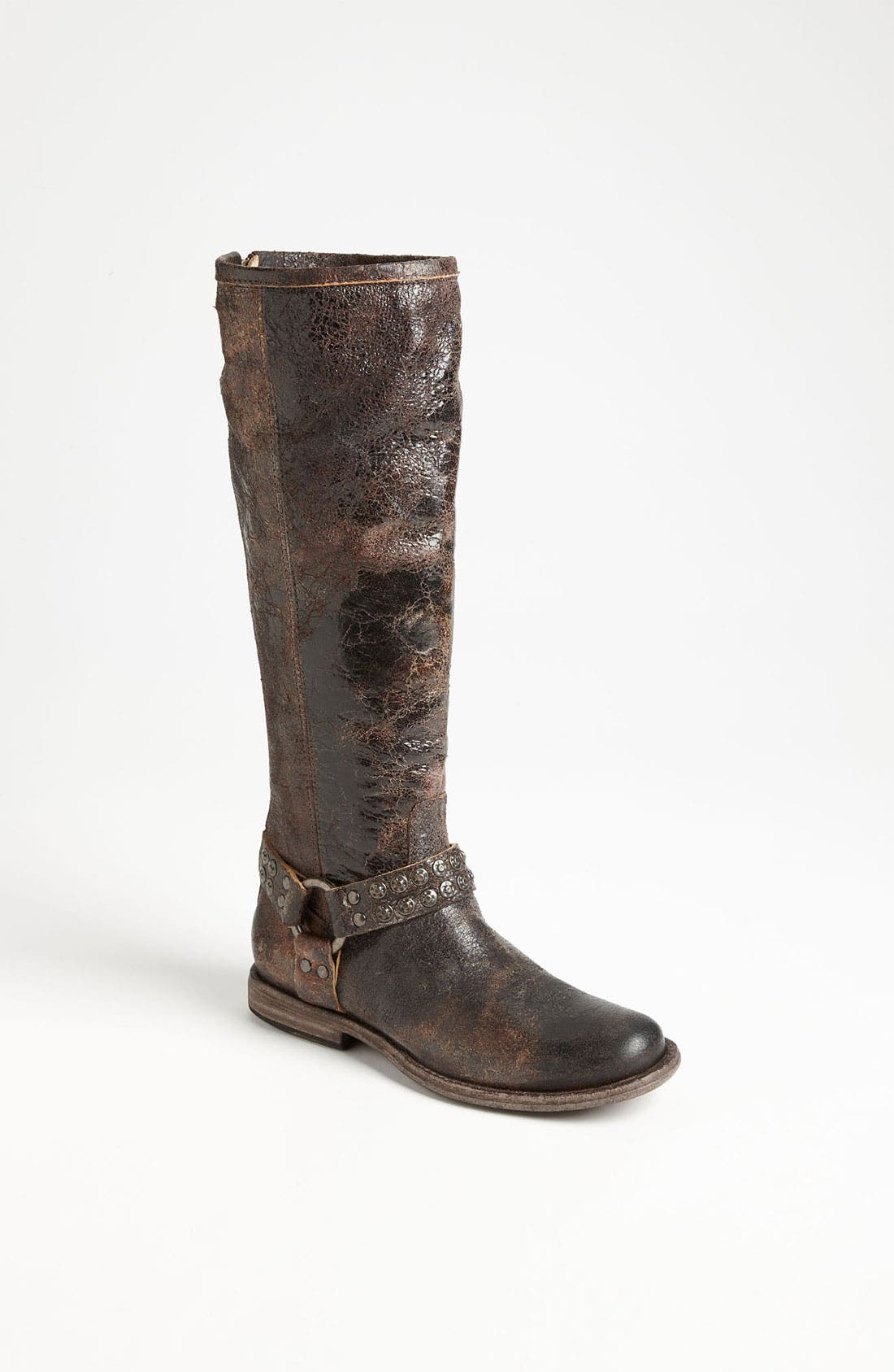 Main Image - Frye 'Phillip' Studded Harness Boot