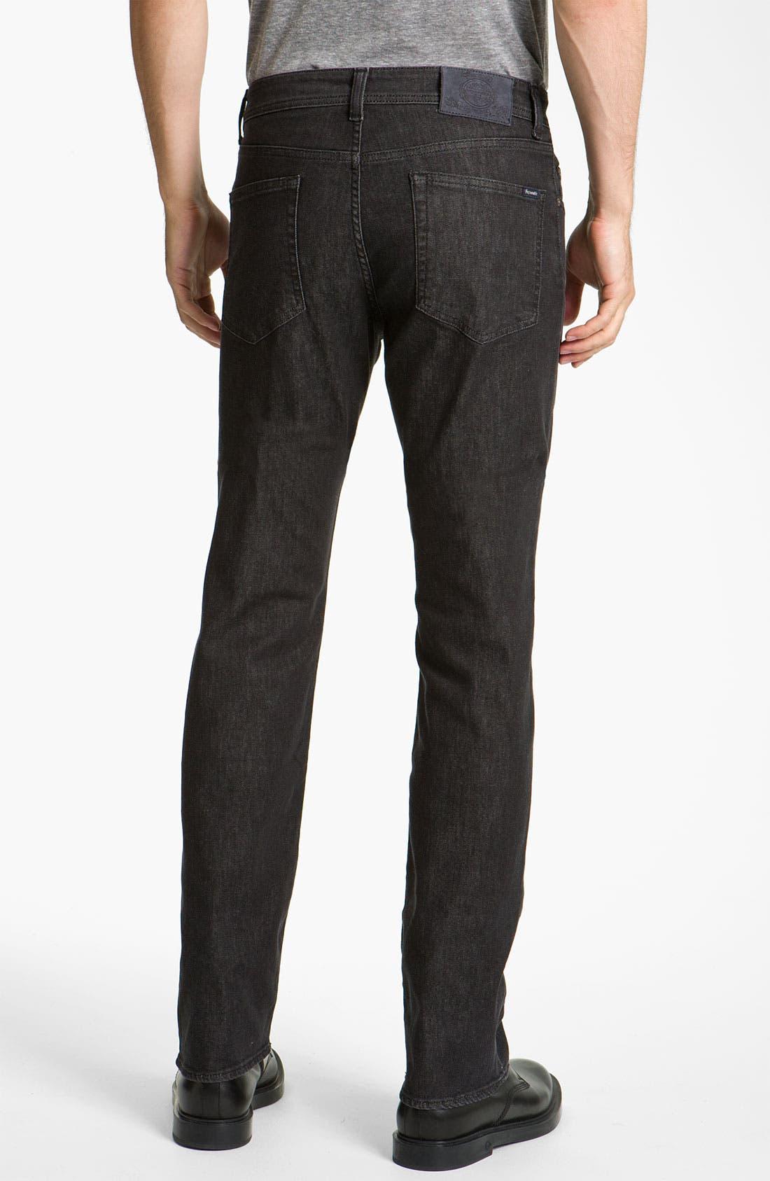 Alternate Image 2  - Façonnable Straight Leg Jeans