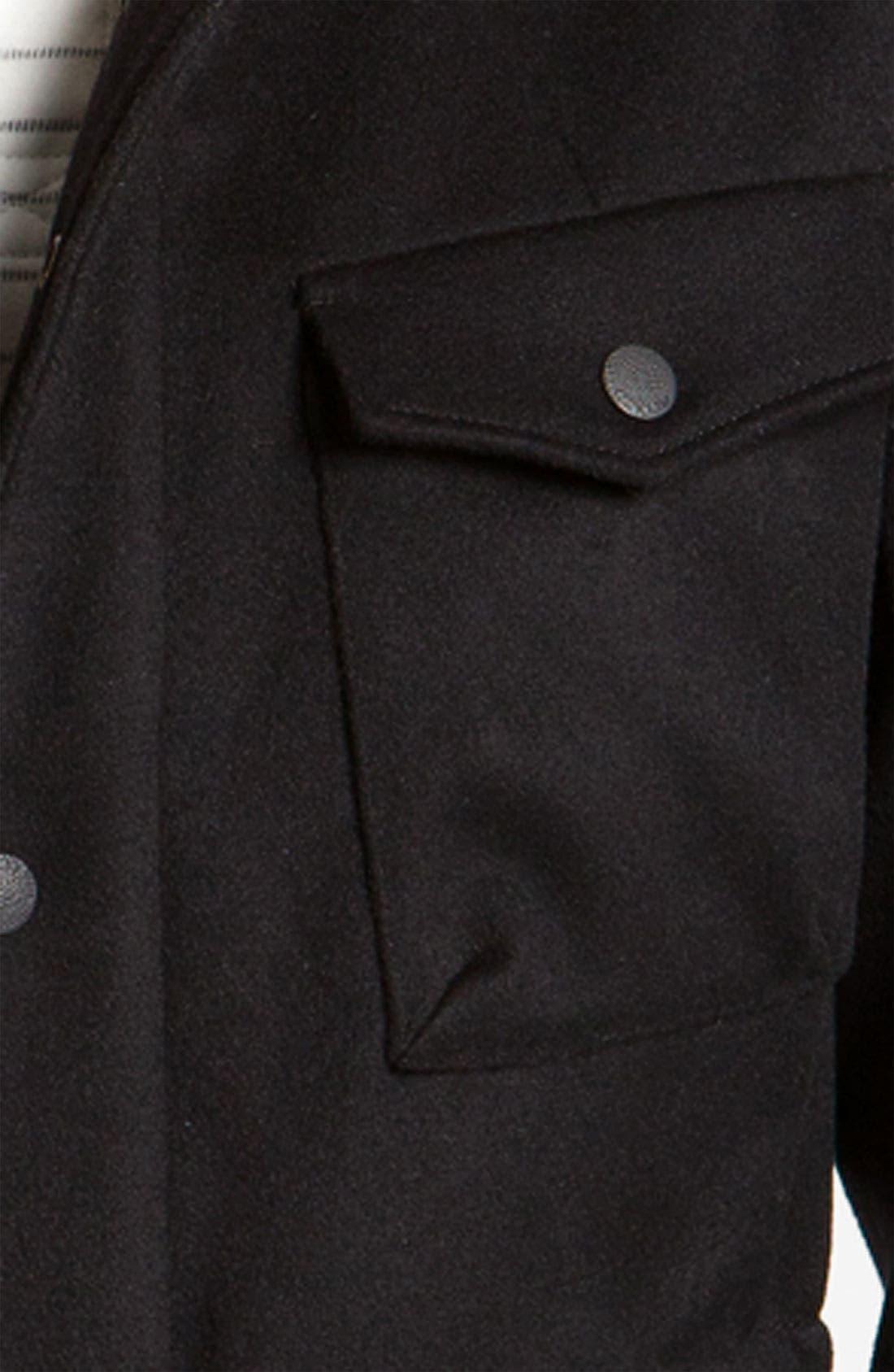 Alternate Image 3  - rag & bone 'Hastings' Wool Military Jacket