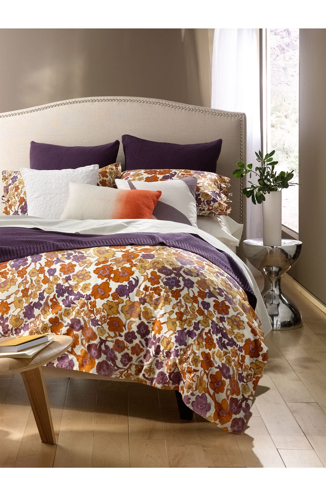 Alternate Image 2  - Diane von Furstenberg 'Spanish Leopard' 300 Thread Count Duvet Cover