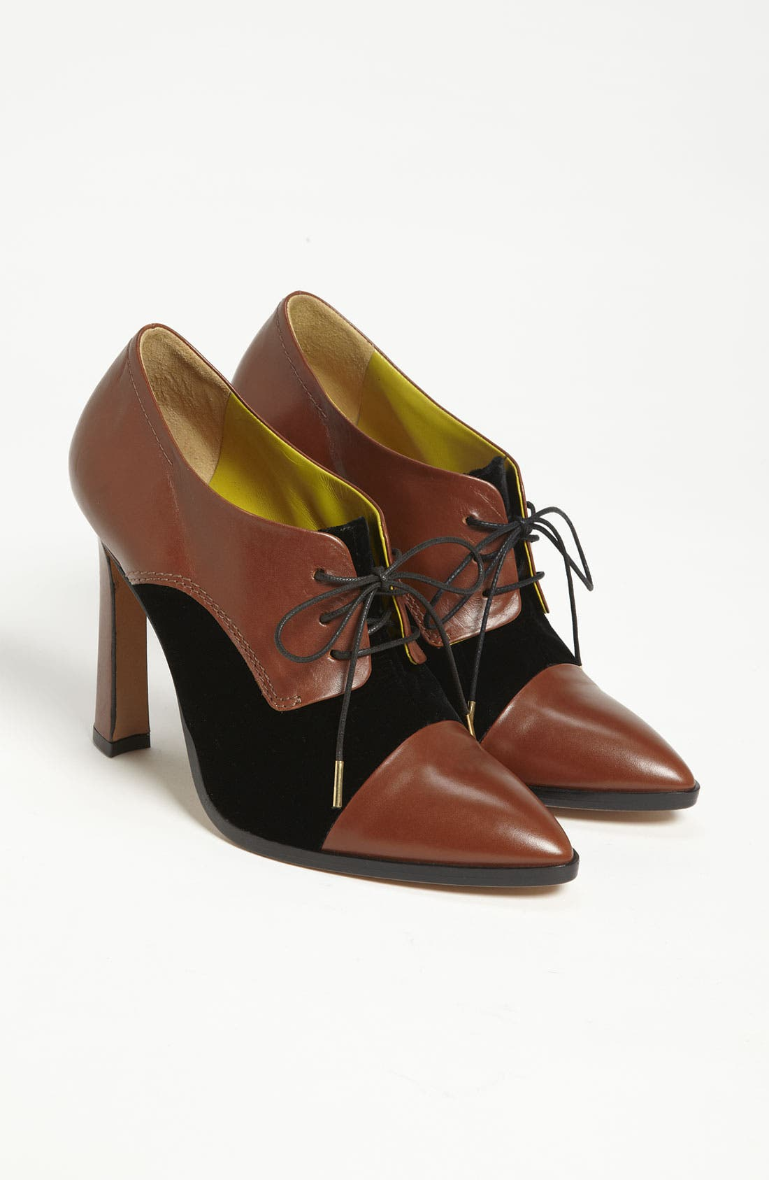Alternate Image 4  - Pollini Lace-Up Bootie