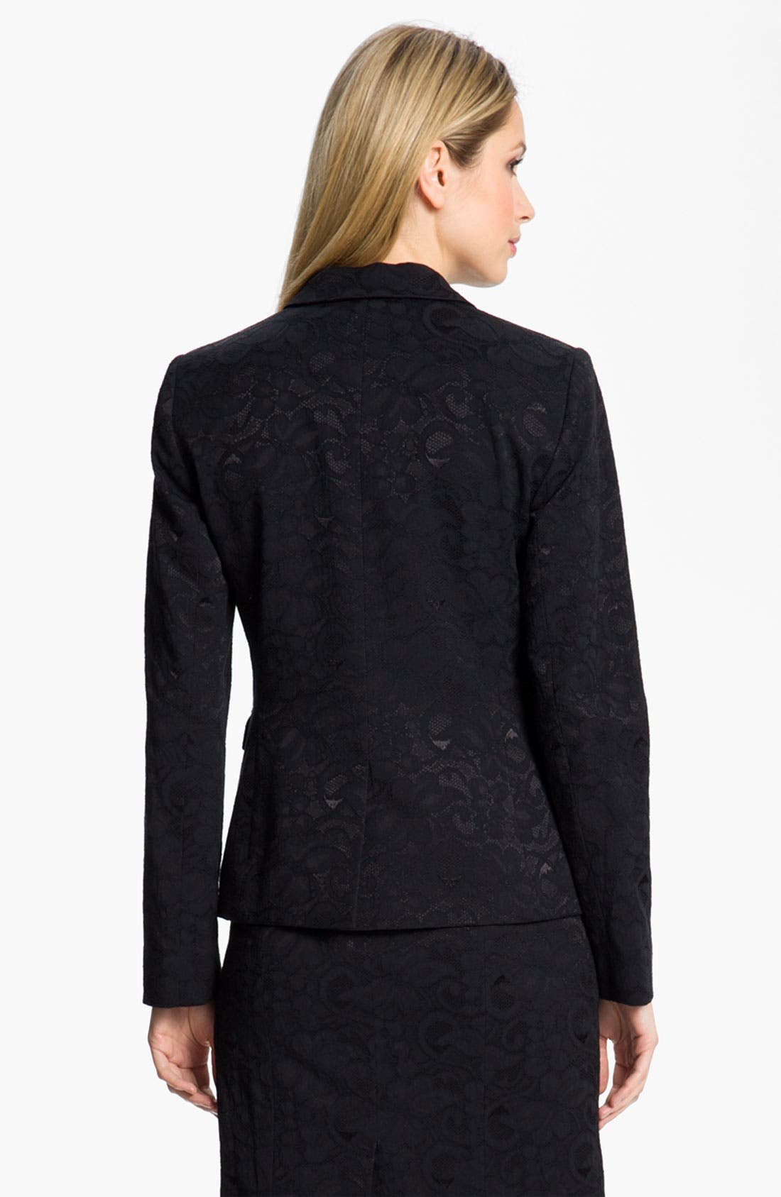 Alternate Image 2  - Louben Lace Blazer