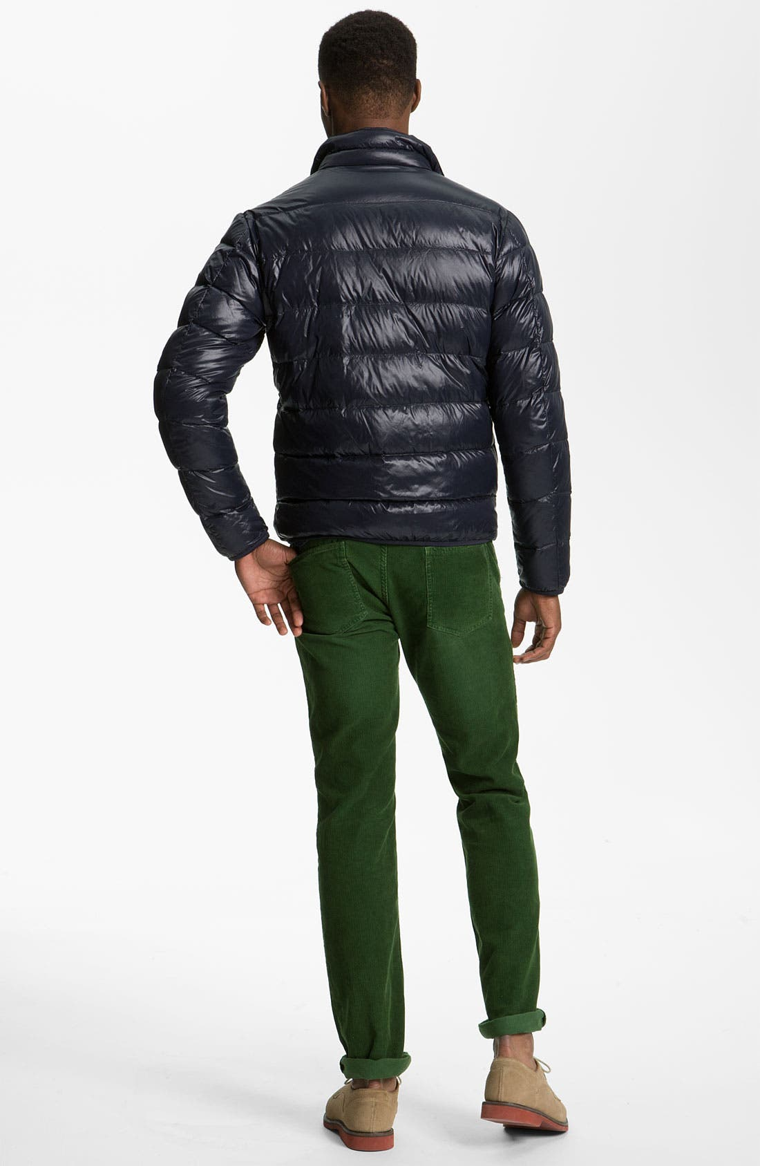 Alternate Image 5  - Gant Rugger 'The Cordster' Slim Fit Corduroy Pants