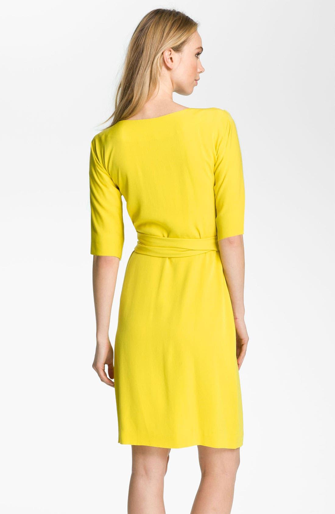 Alternate Image 4  - Diane von Furstenberg 'Shannon' Silk Wrap Dress