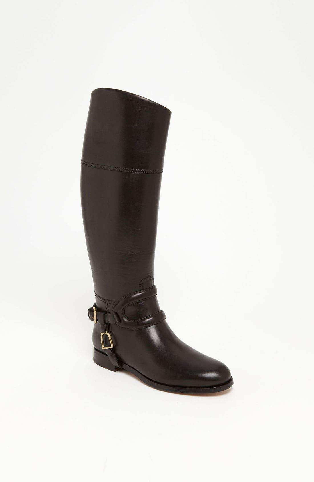 Alternate Image 1 Selected - Ralph Lauren Collection 'Sabella' Boot
