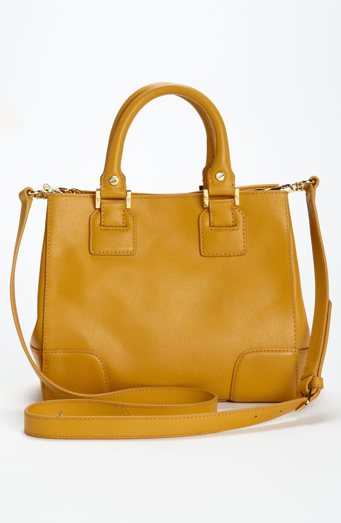 Alternate Image 4  - Tory Burch 'Square - Mini' Tote