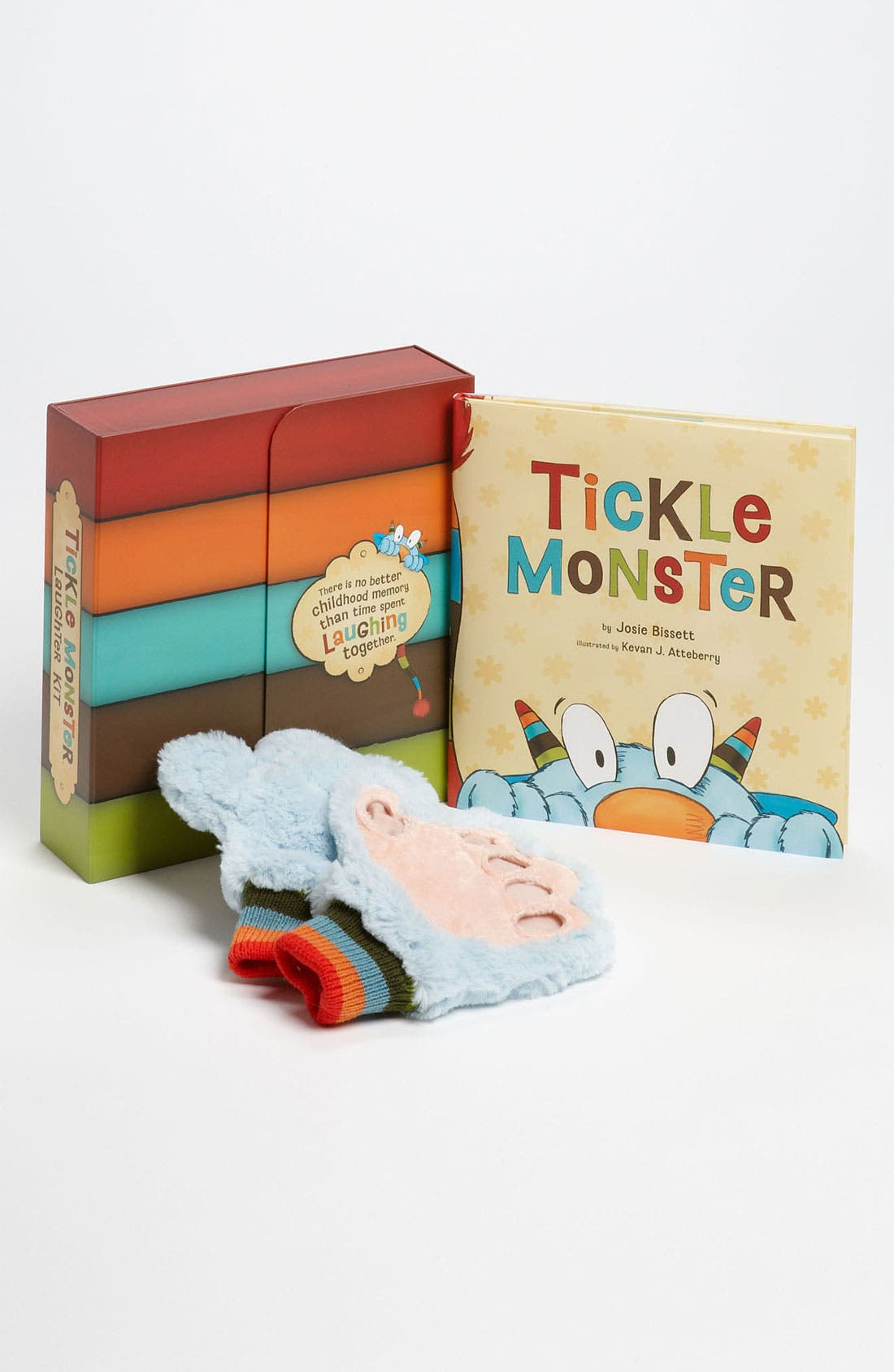 Main Image - Josie Bissett 'Tickle Monster' Book Kit