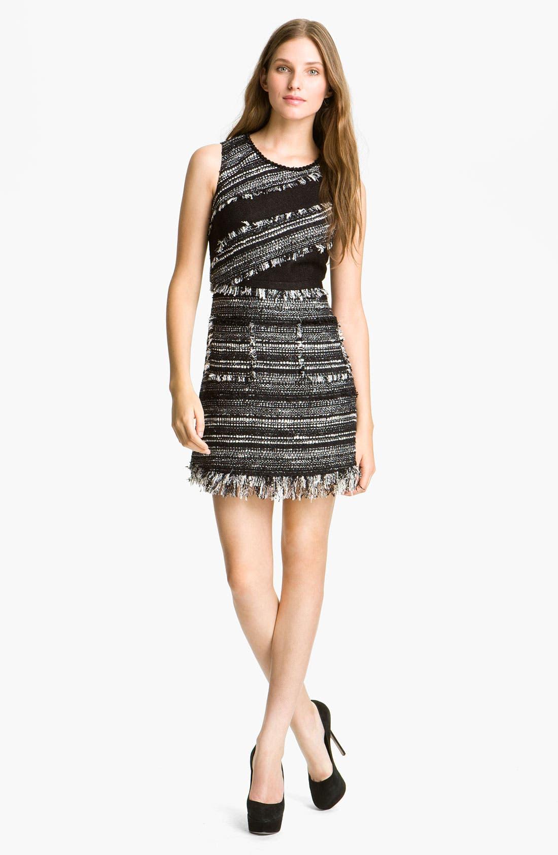 Alternate Image 1 Selected - Mcginn 'Pearl' Tweed Dress