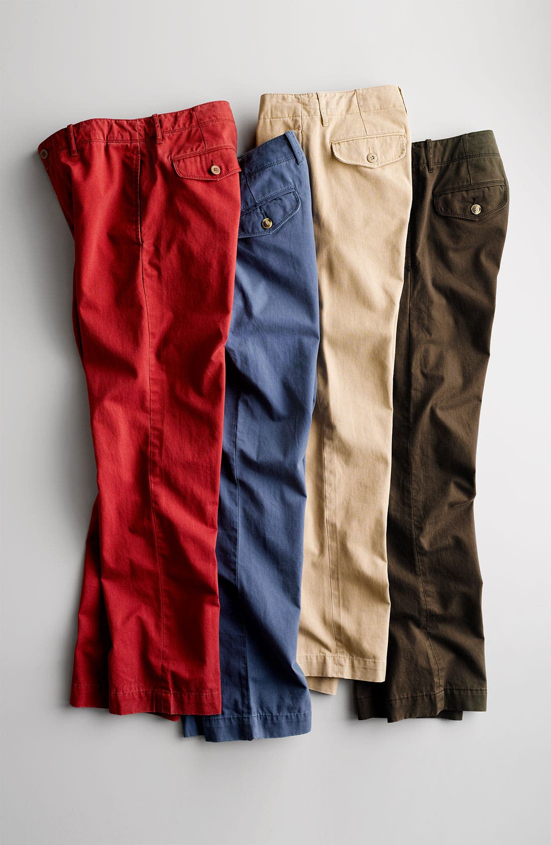 Alternate Image 2  - Lucky Brand Chinos