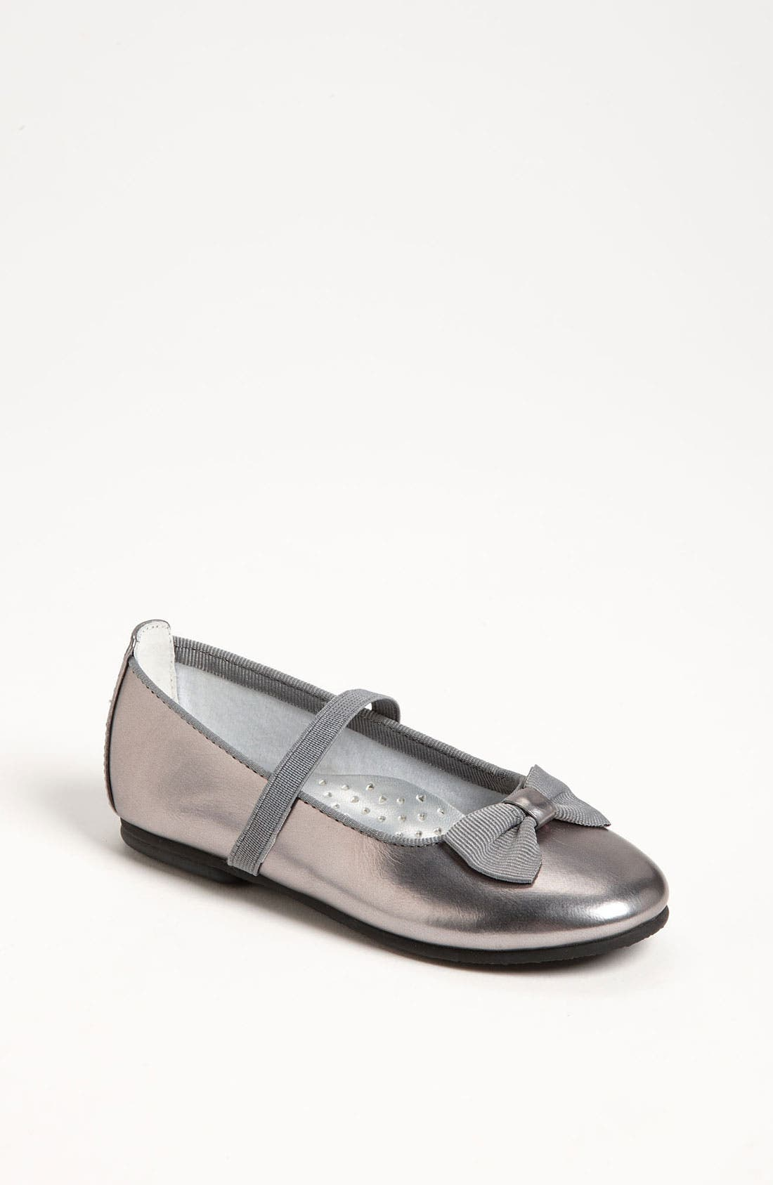 'Marcy' Flat,                         Main,                         color, Shiny Pewter