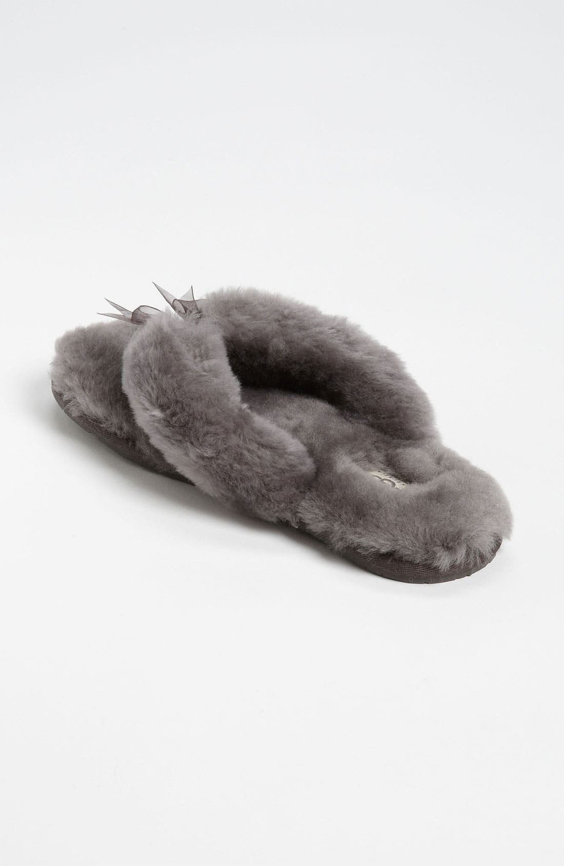 Alternate Image 2  - UGG® 'Fluff II' Flip Flop (Women)