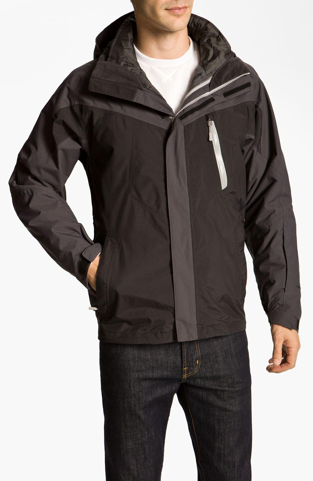 Alternate Image 1 Selected - The North Face 'Headwall' TriClimate® 3-in-1 Jacket