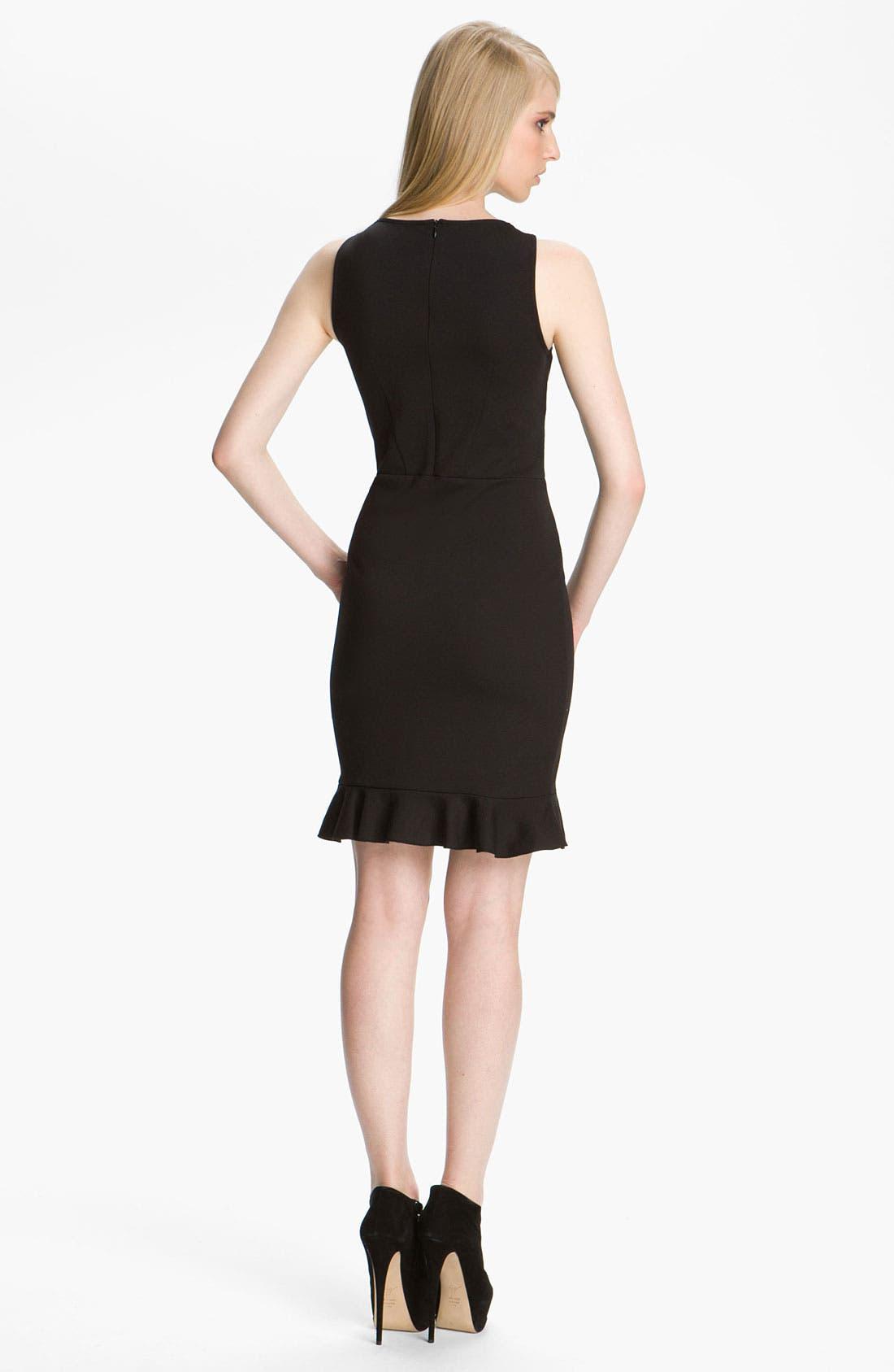 Alternate Image 2  - M Missoni Cutout Detail Ponte Knit Dress